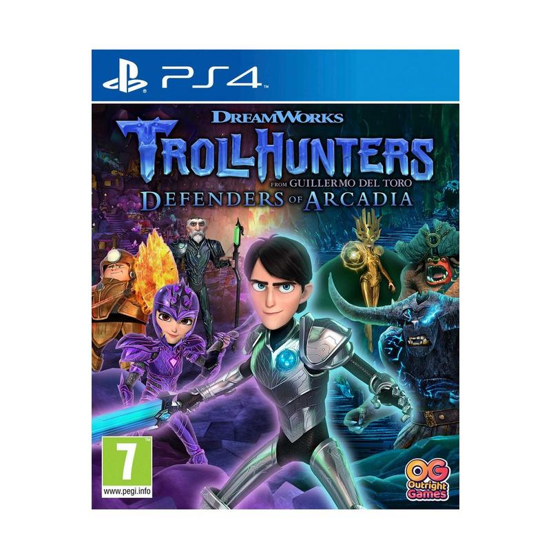 Image of PS4: Trollhunters: Defenders of Arcadia