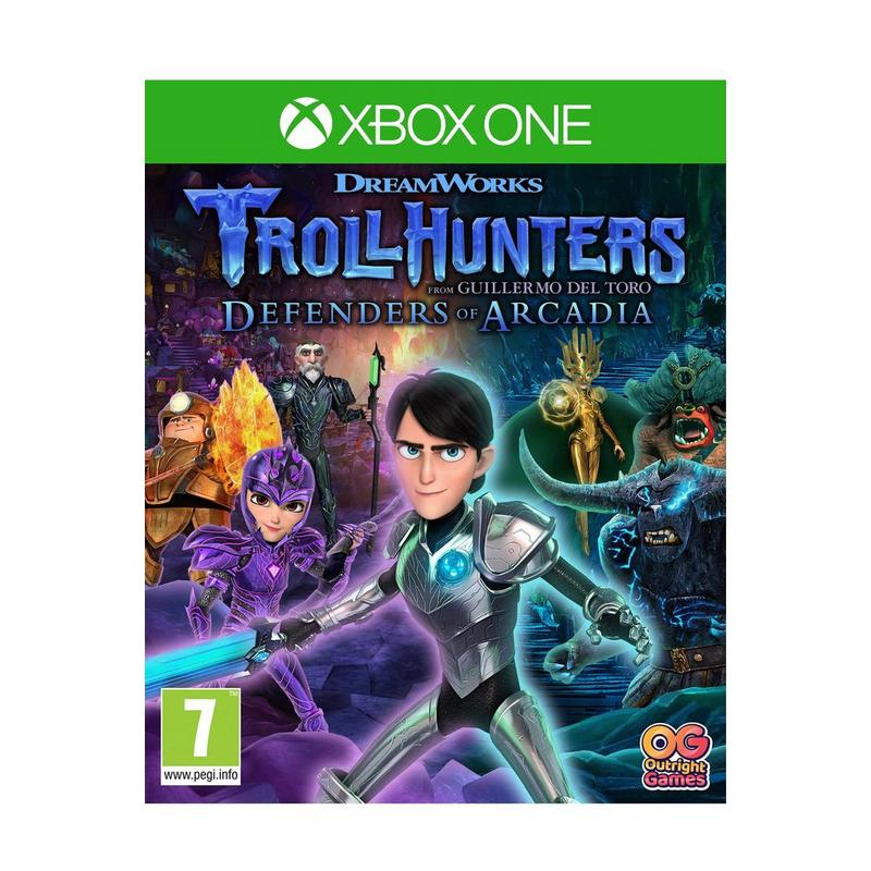 Image of Xbox One: Trollhunters: Defenders of Arcadia