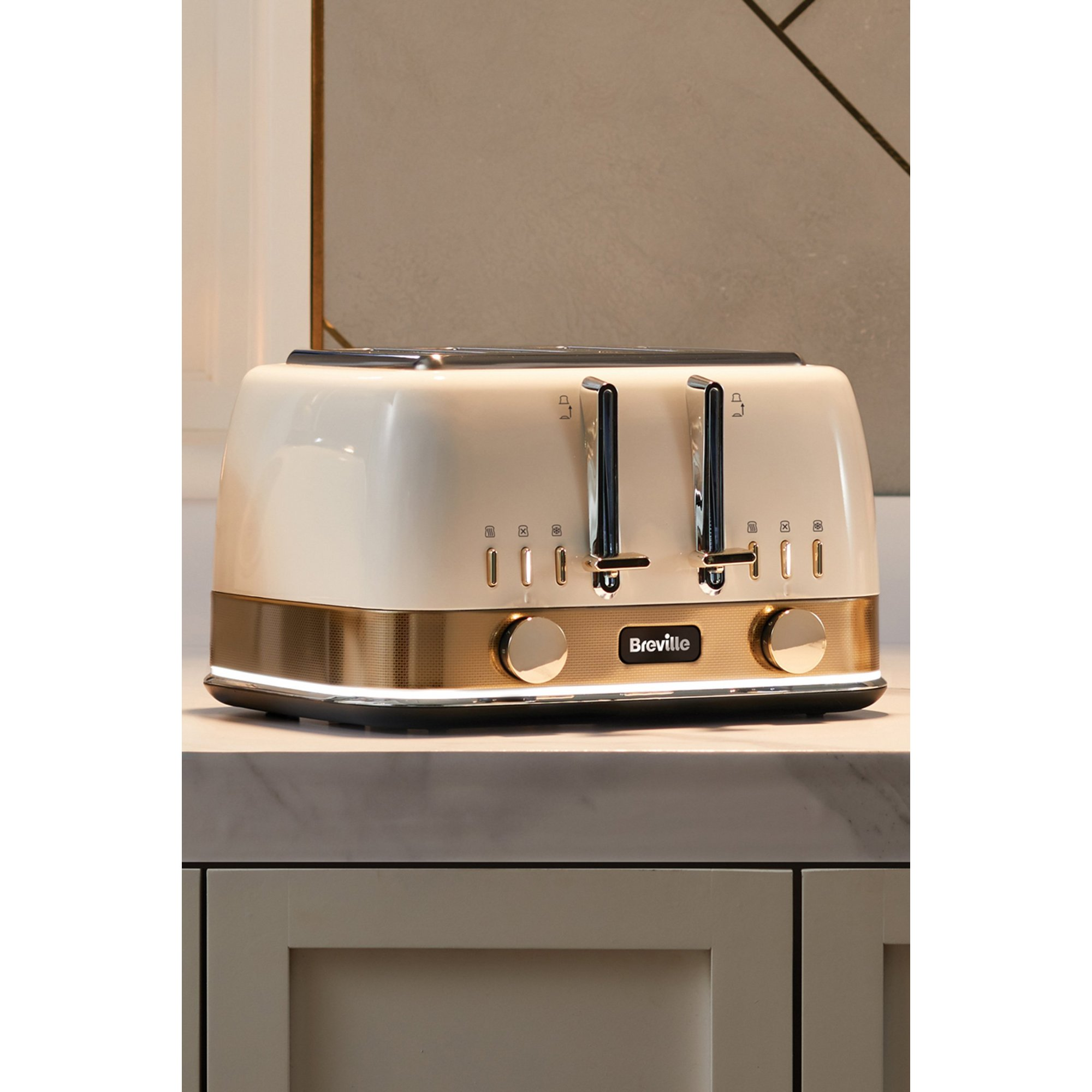 Image of Breville New York Collection 4 Slice Toaster