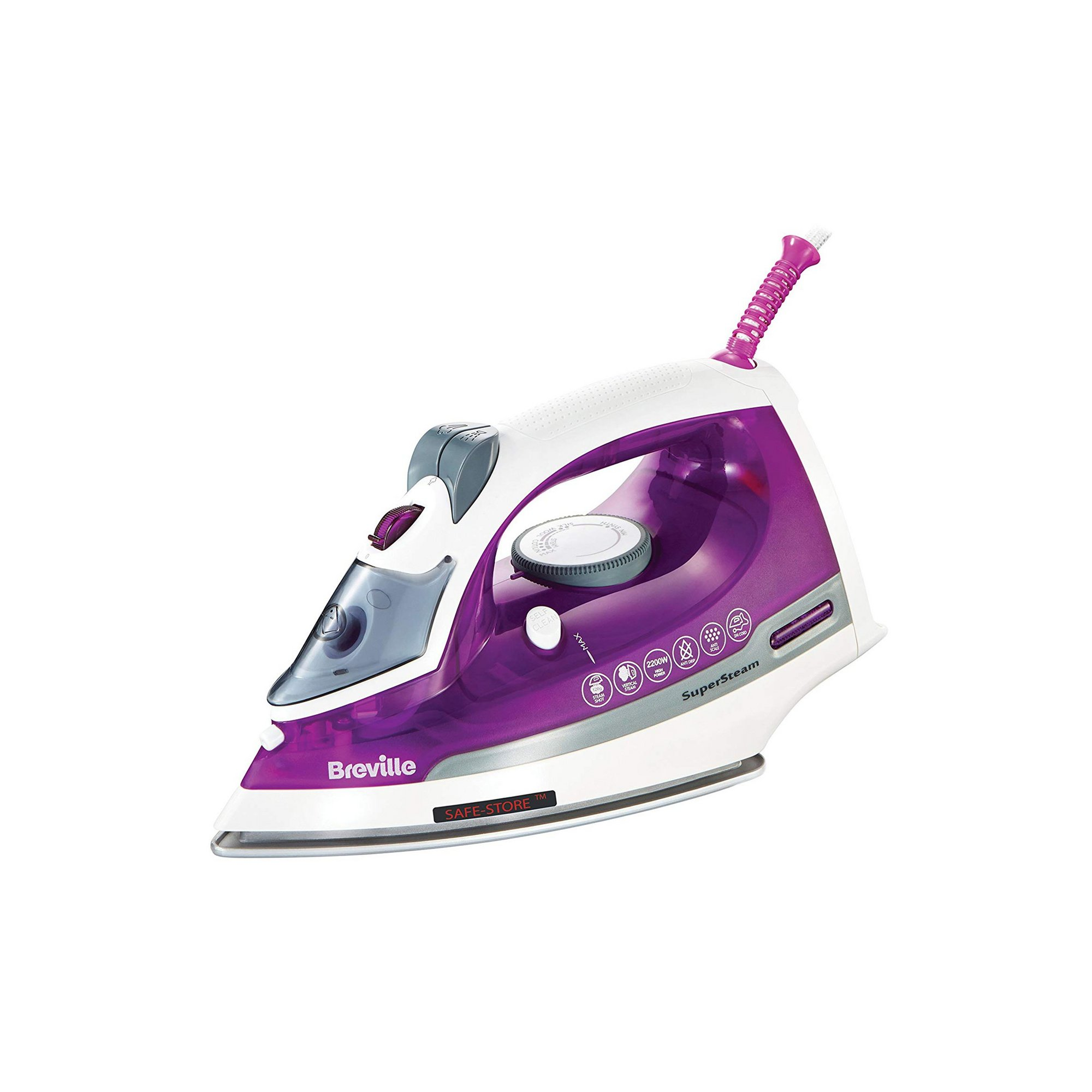 Image of Breville SuperSteam 2200W Iron