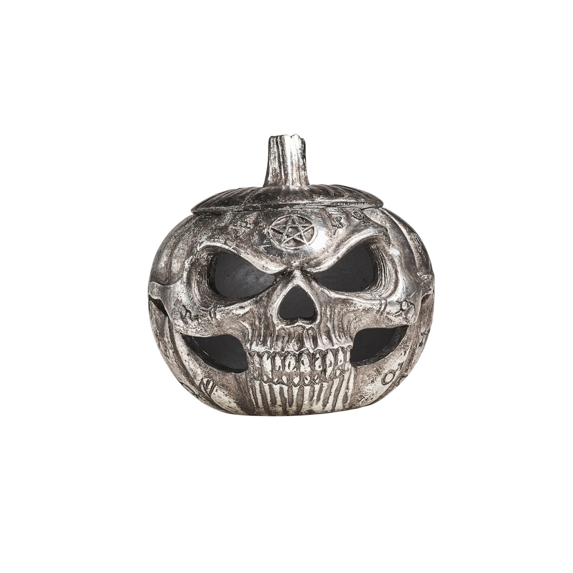 Image of Alchemy England Pumpkin Skull Pot