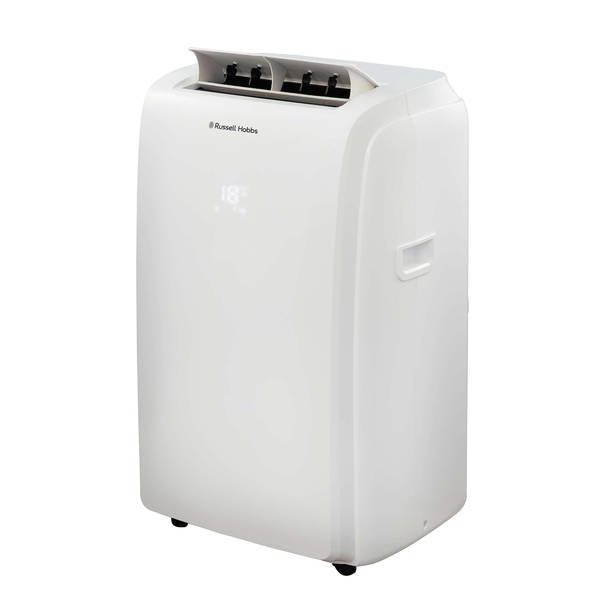 Image of Russell Hobbs RHPAC4002 2in1 1L 960W Portable Air Conditioner and...