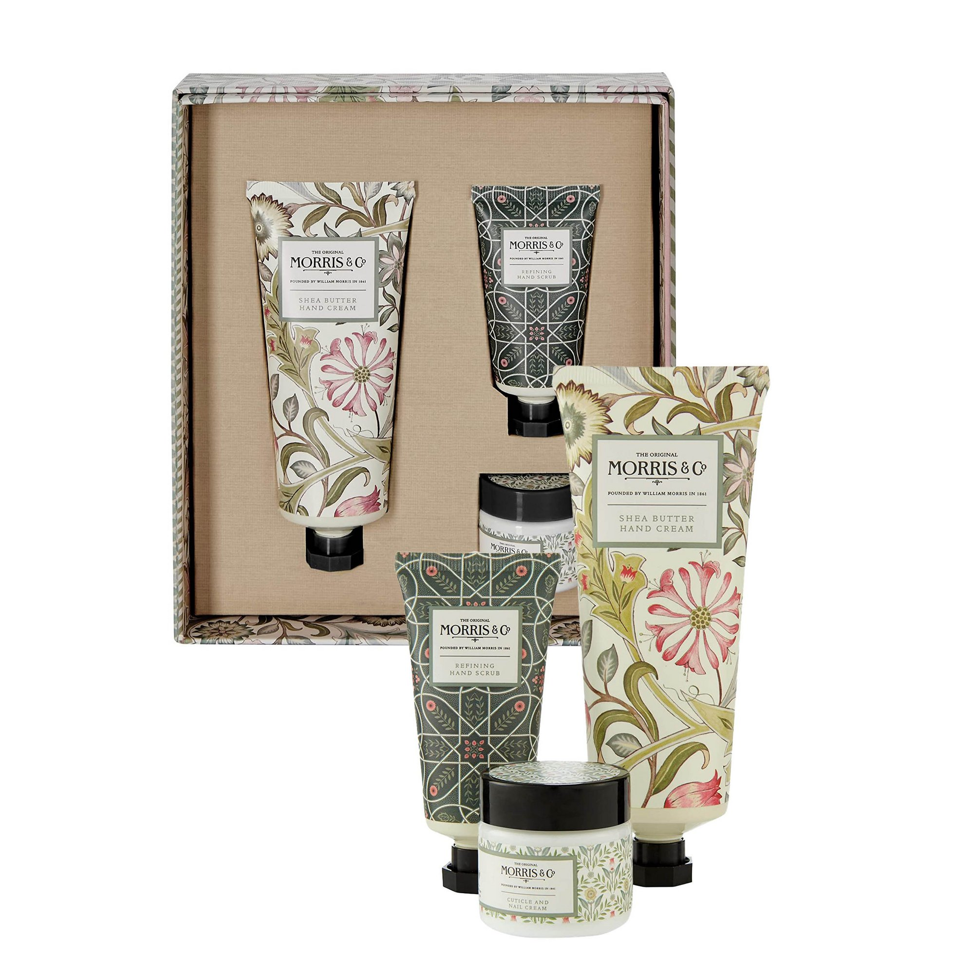 Image of Morris and Co Jasmine + Green Tea Hand Care Treats