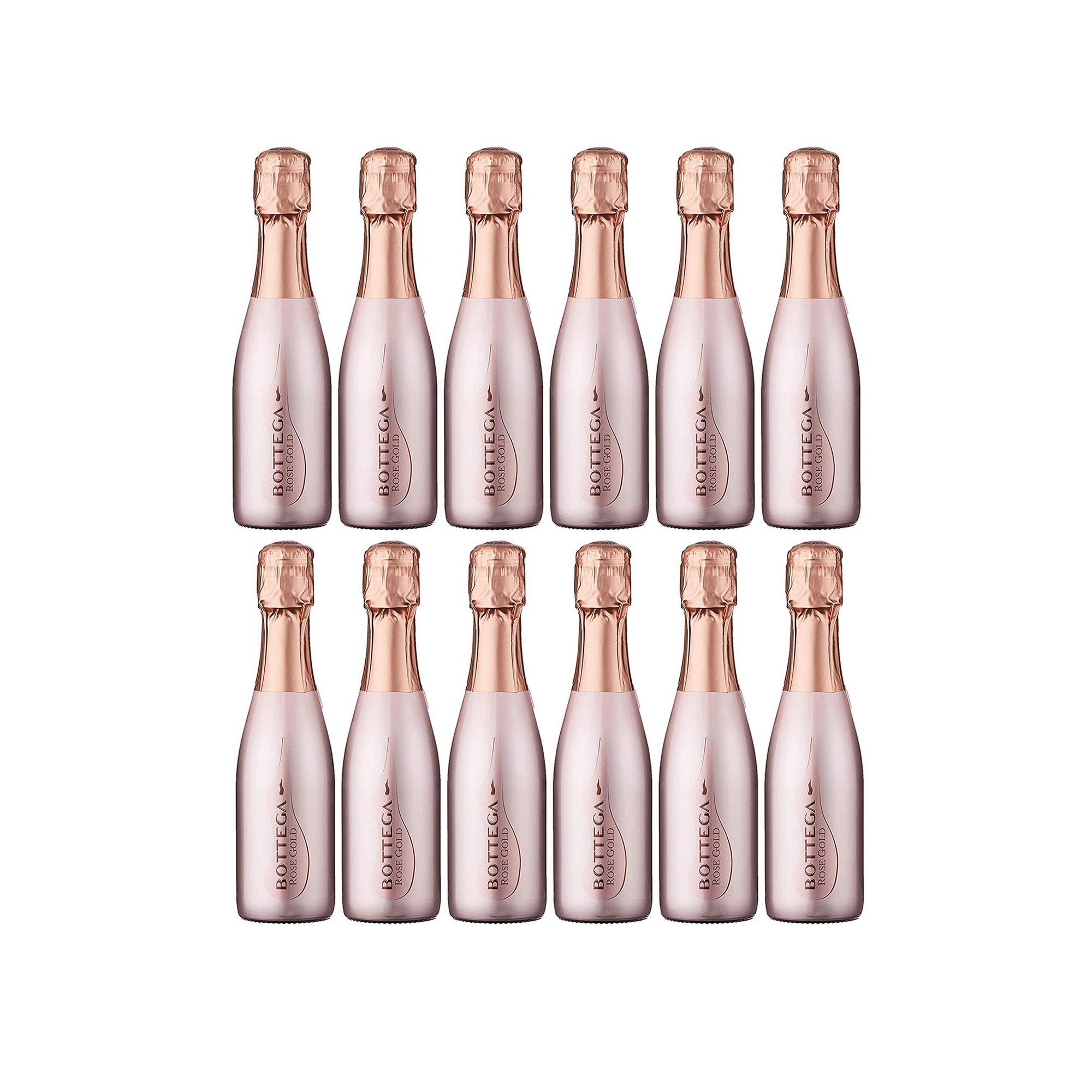 Image of Bottega Rose Mini Selection 12 x 20cl
