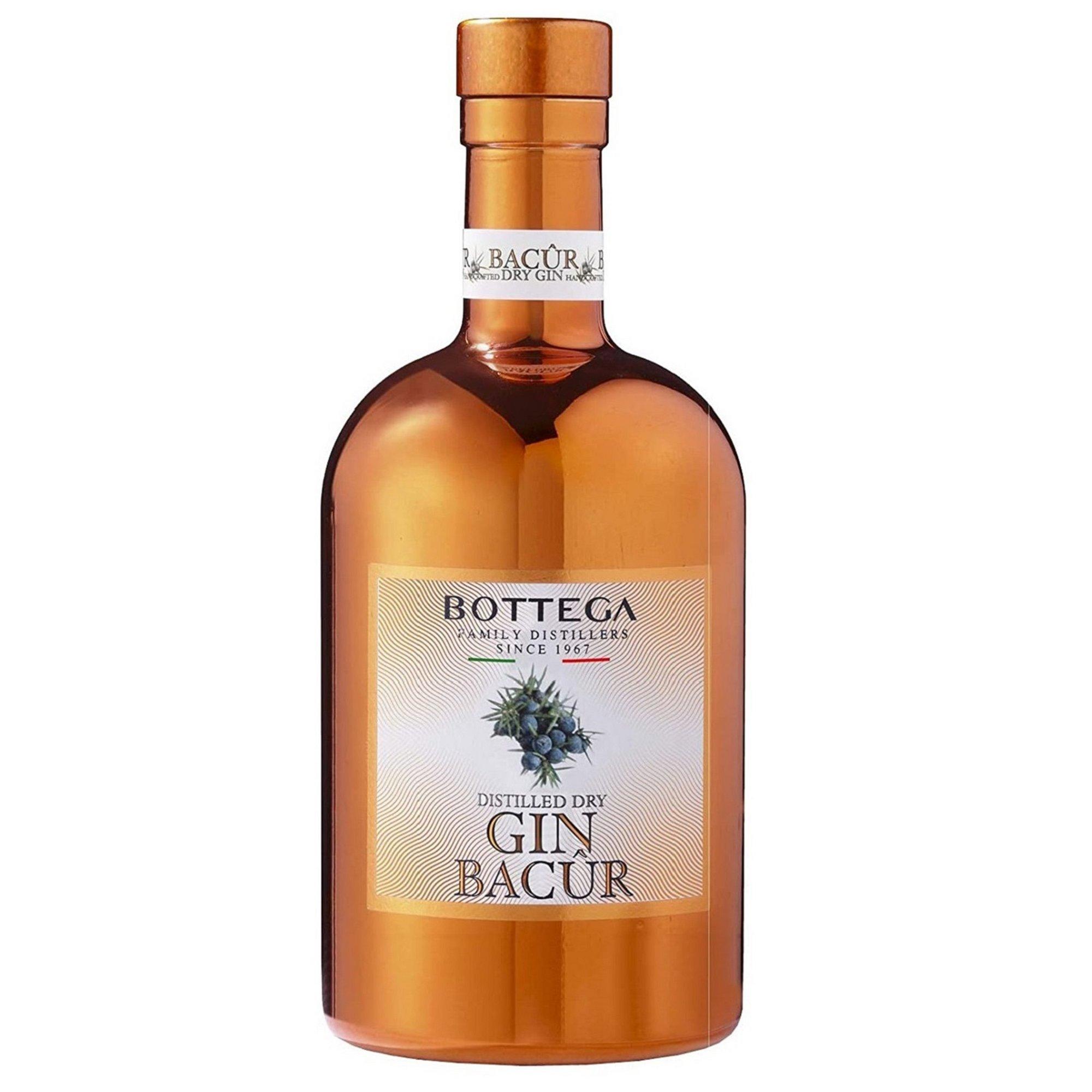 Image of Bottega Bacur Gin 70cl