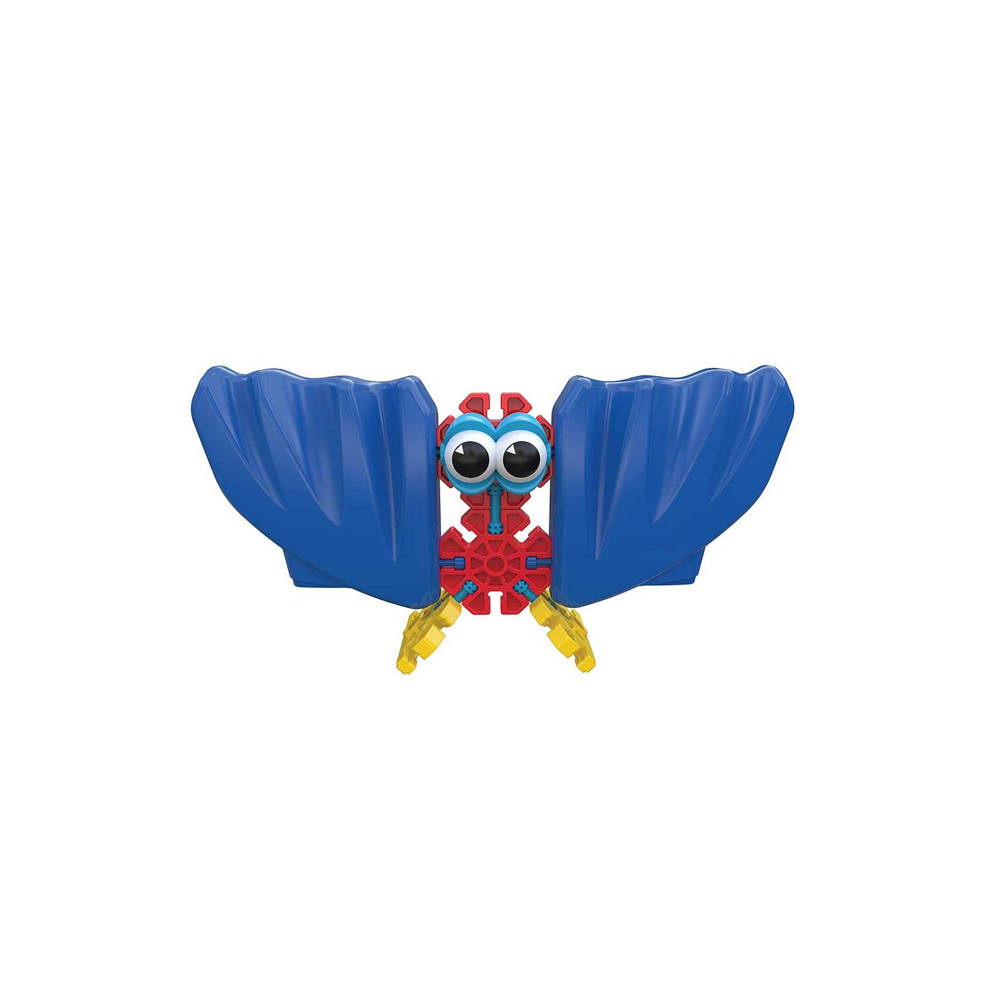 Image of Kid KNex Wings and Wheels Building Set