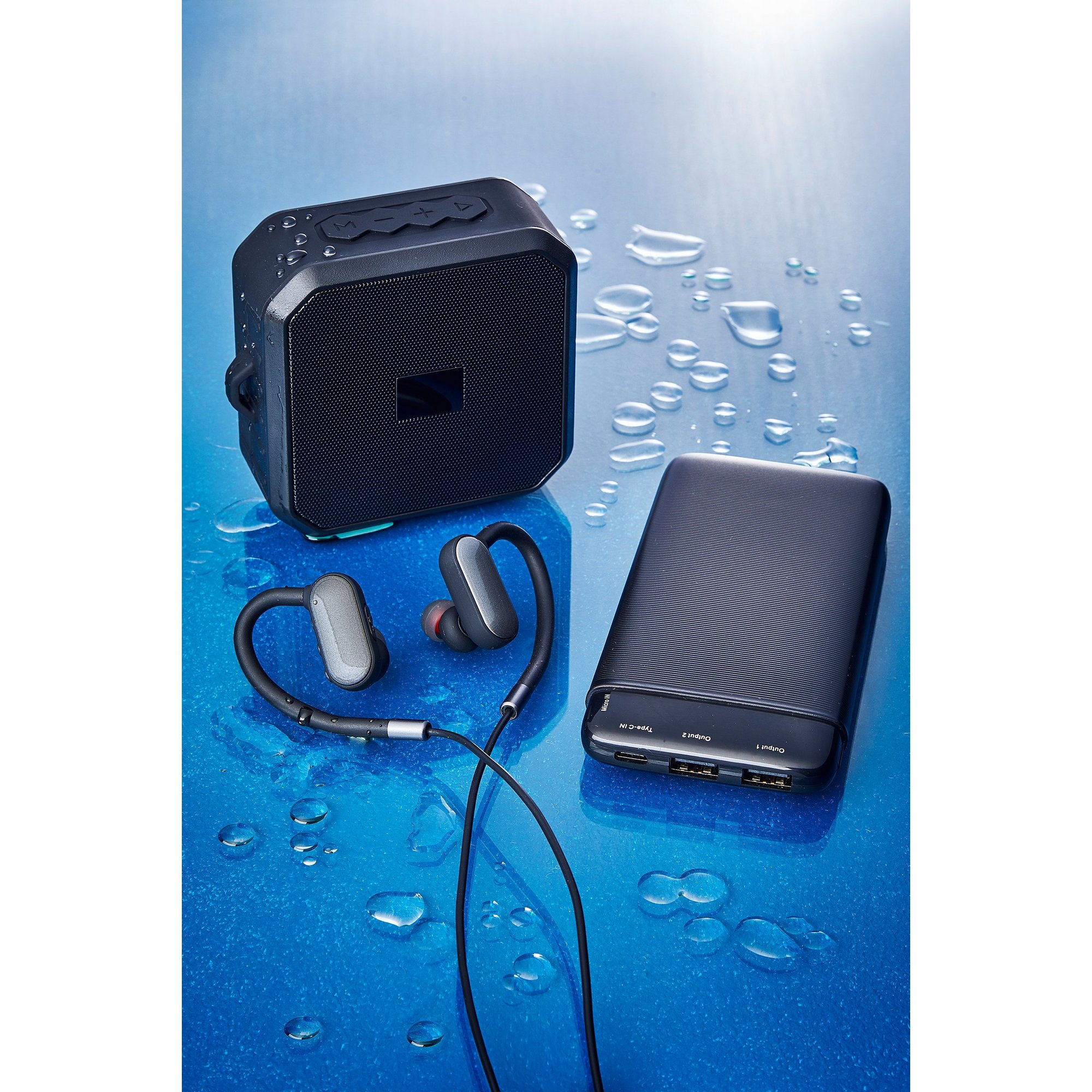 Image of 3 Piece Outdoor Audio Set
