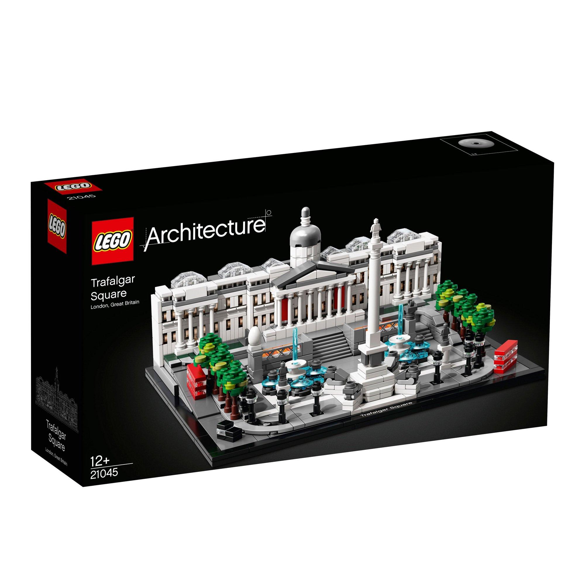 Image of LEGO Architecture Trafalgar Square