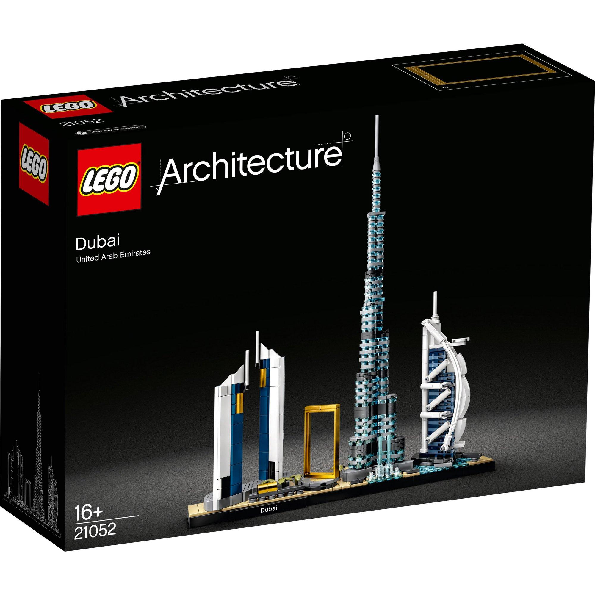 Image of LEGO Architecture Dubai