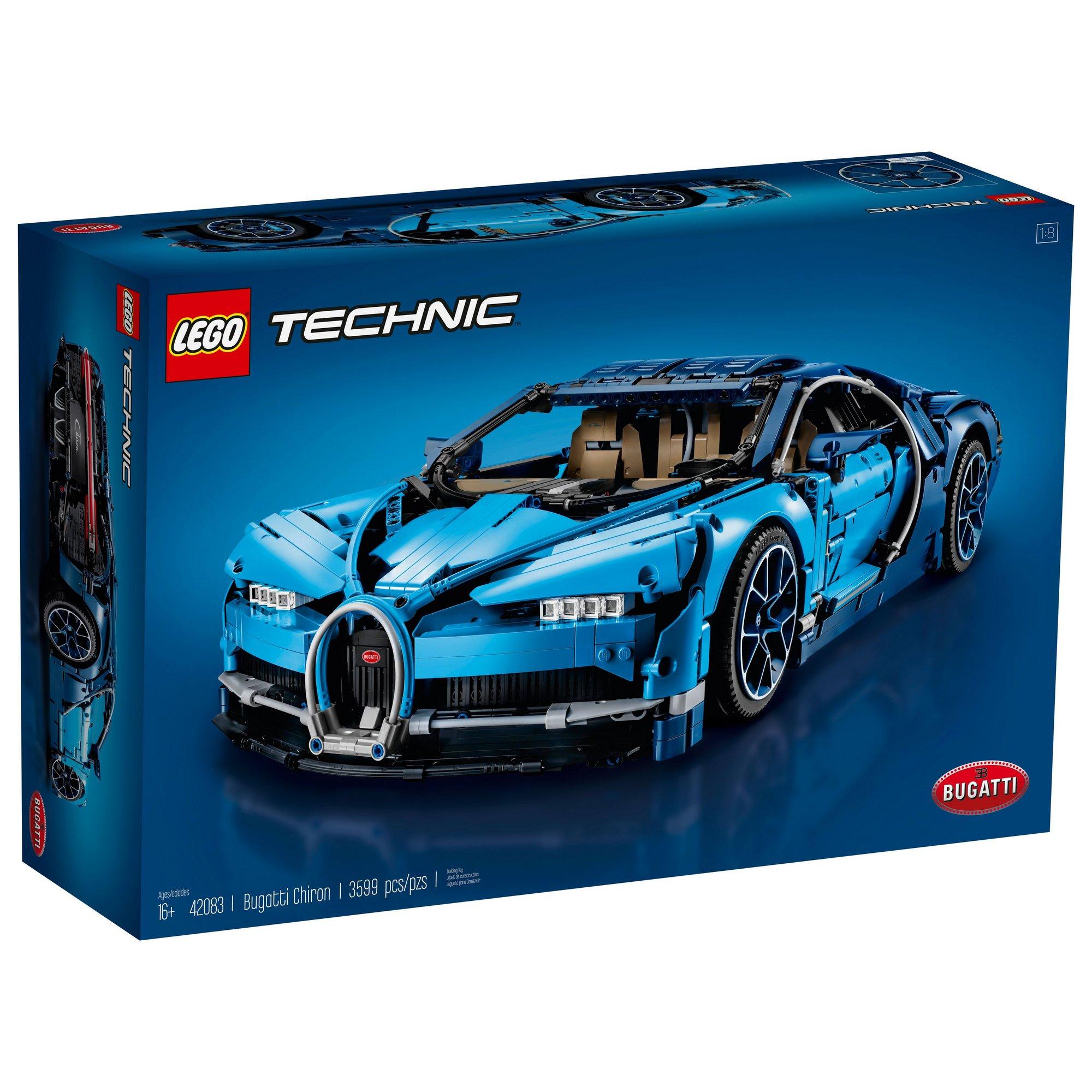 Image of LEGO Technic Bugatti Chiron