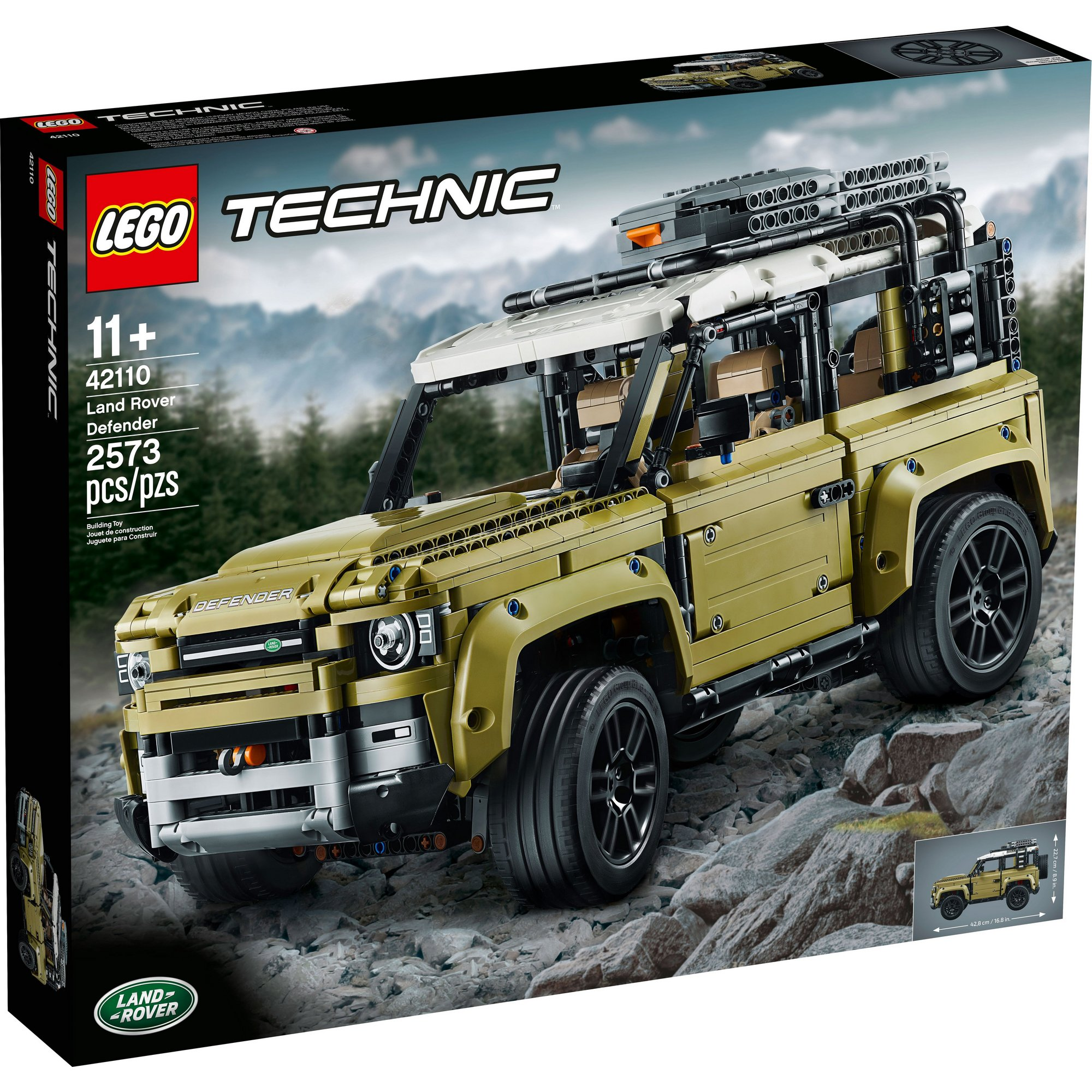 Image of LEGO Technic Land Rover Defender