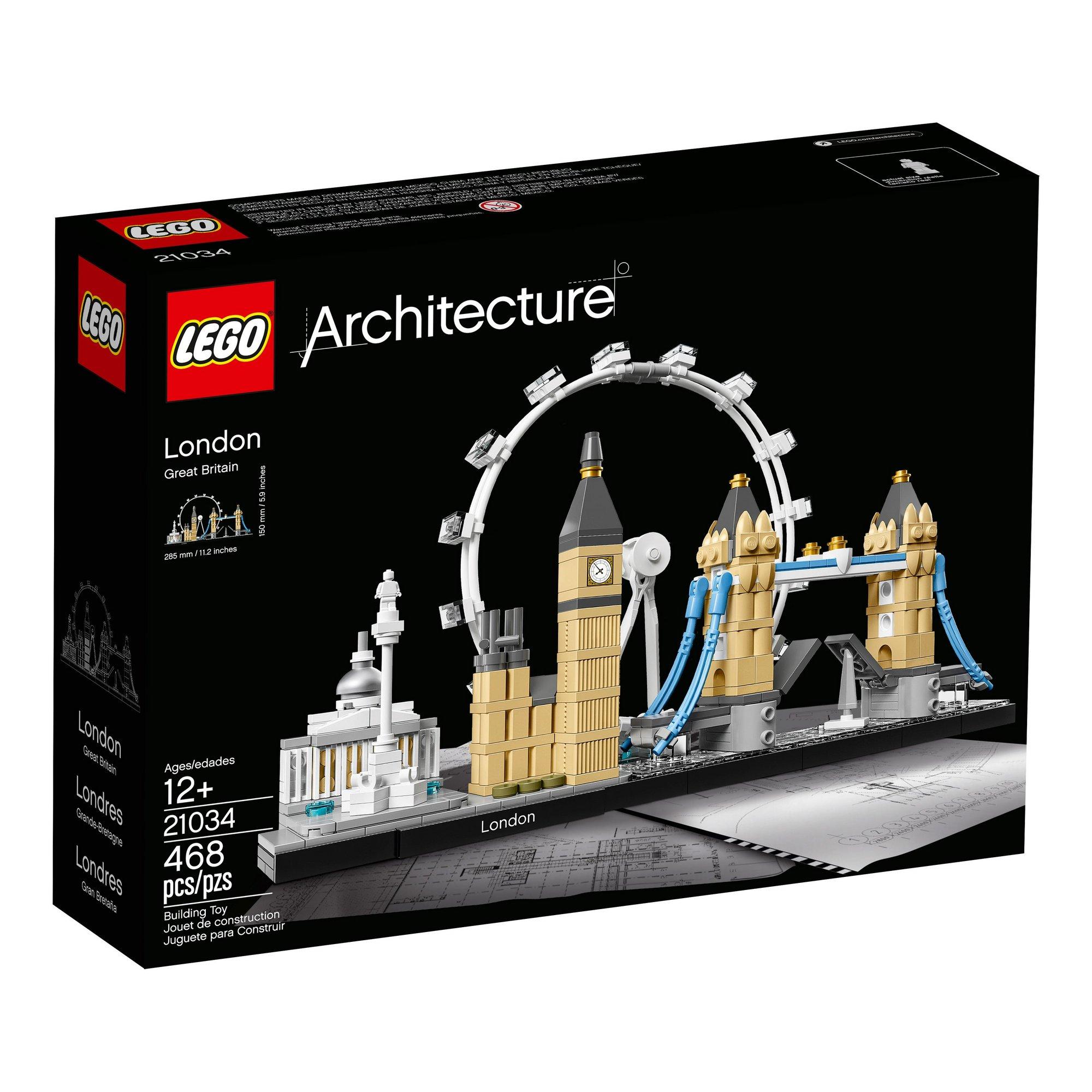 Image of LEGO Architecture London