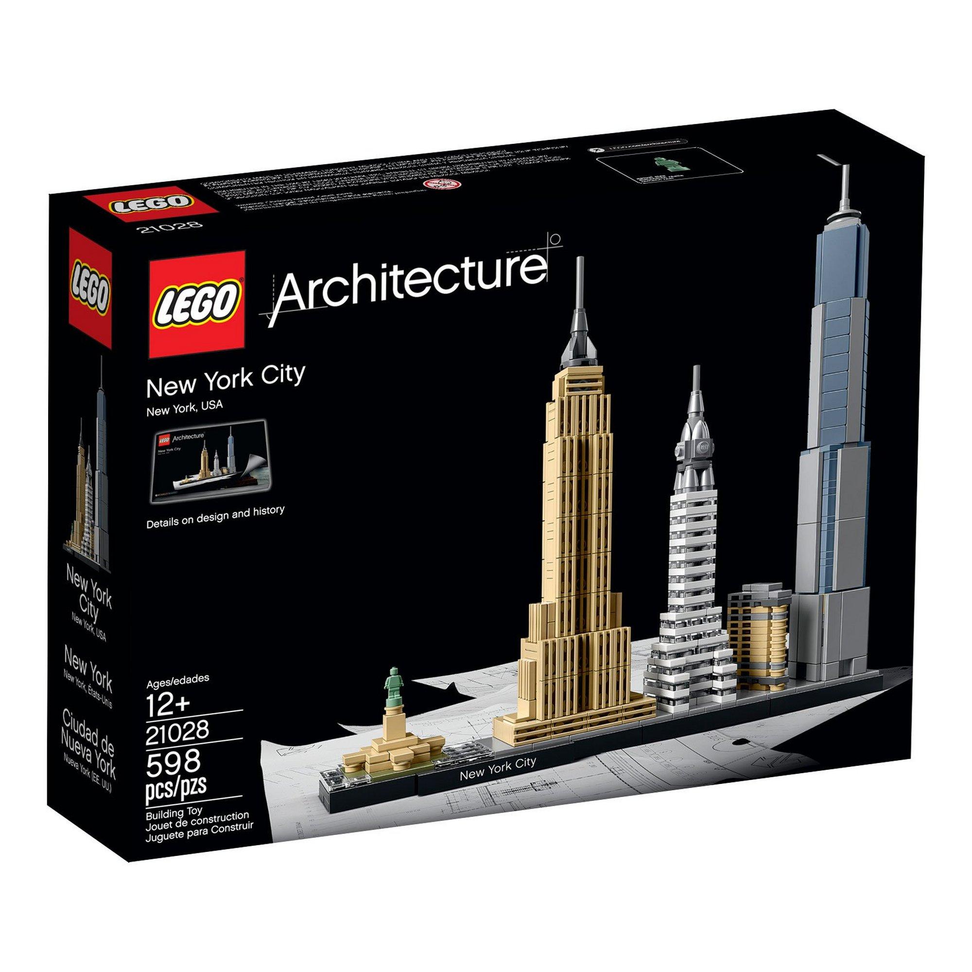 Image of LEGO Architecture New York City