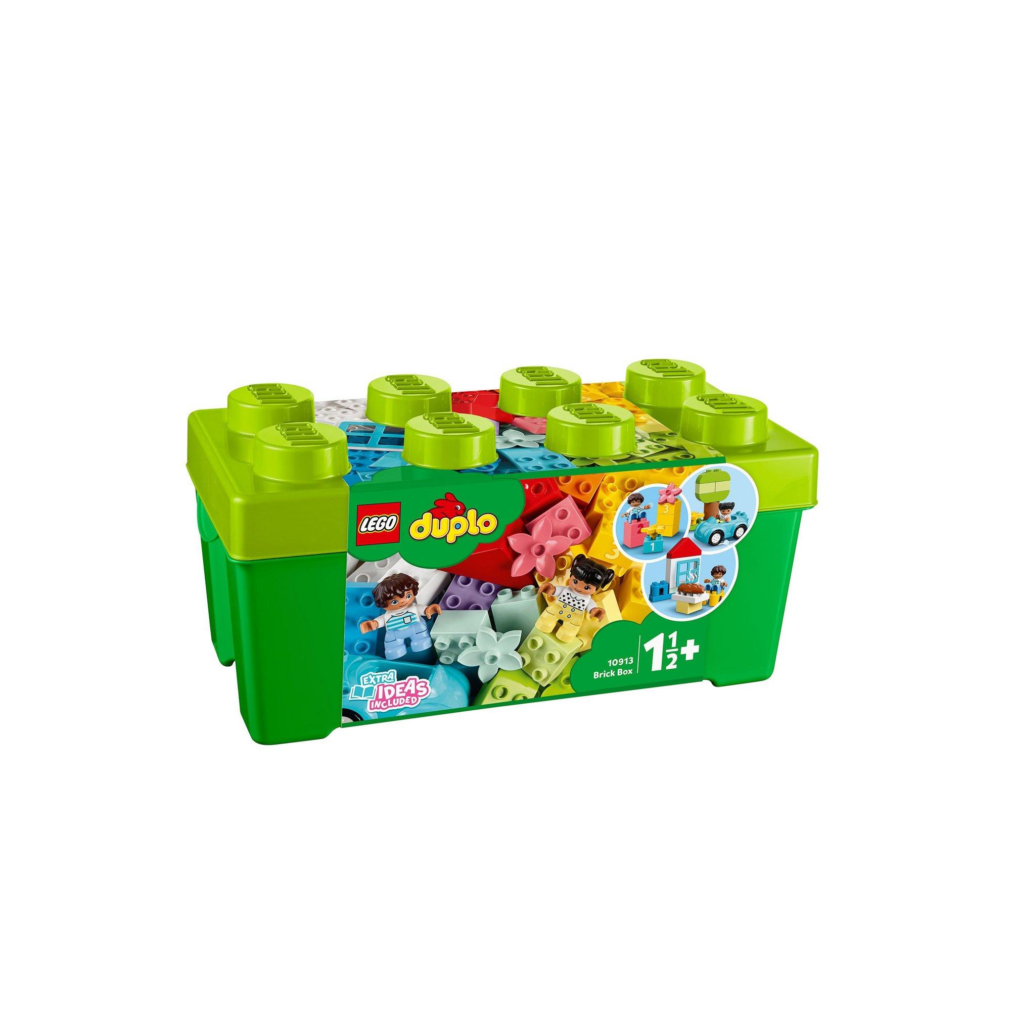 Image of LEGO DUPLO Classic Brick Box
