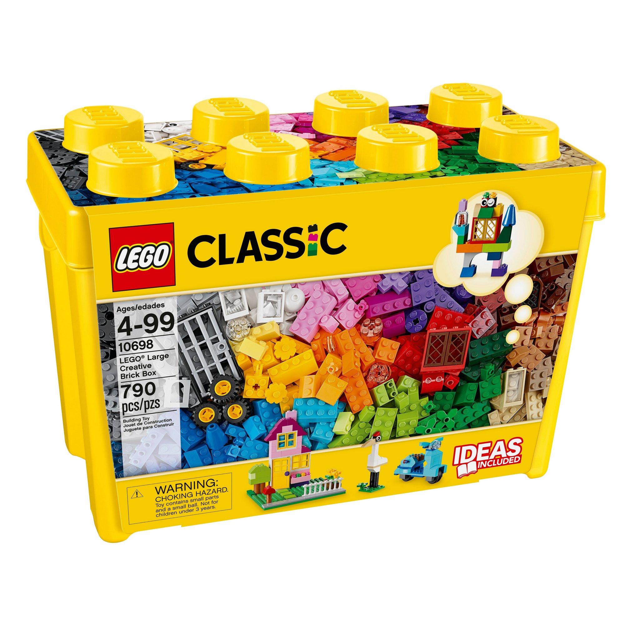 Image of LEGO Classic Large Creative Brick Box
