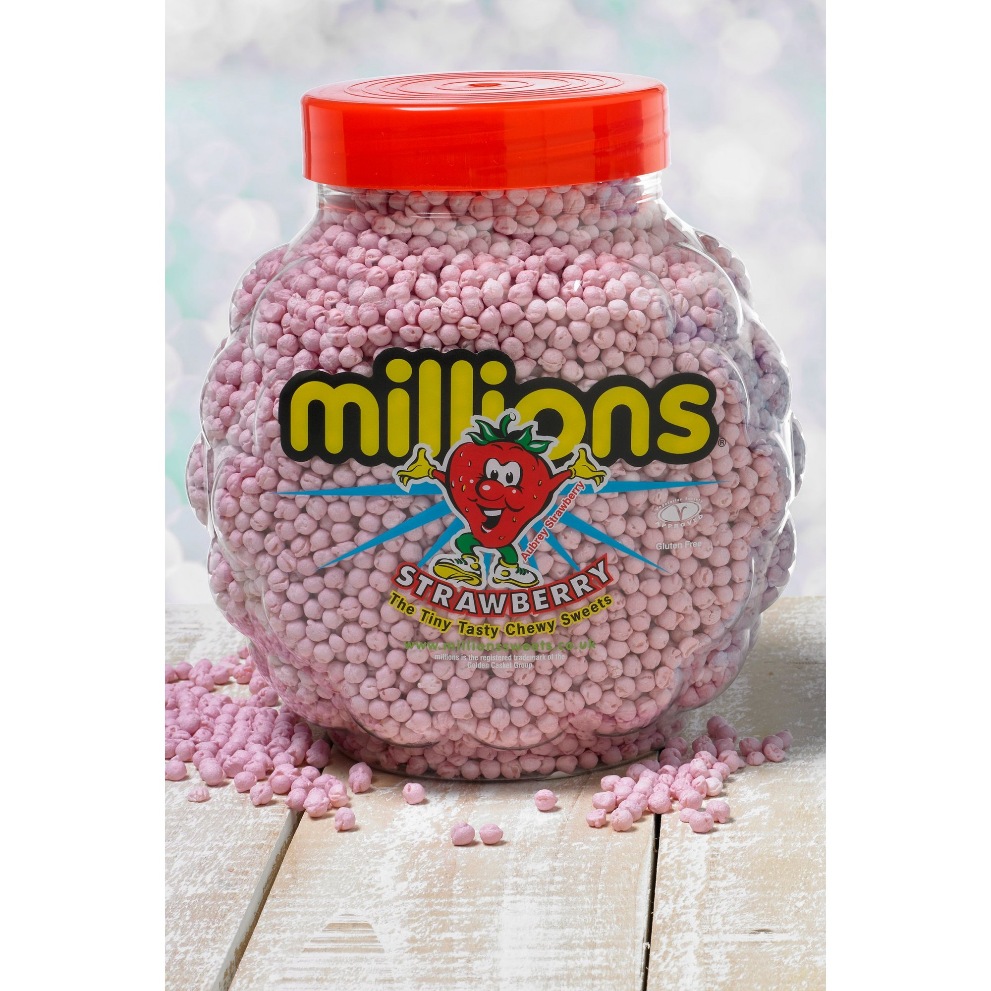 Image of Strawberry Millions Jar