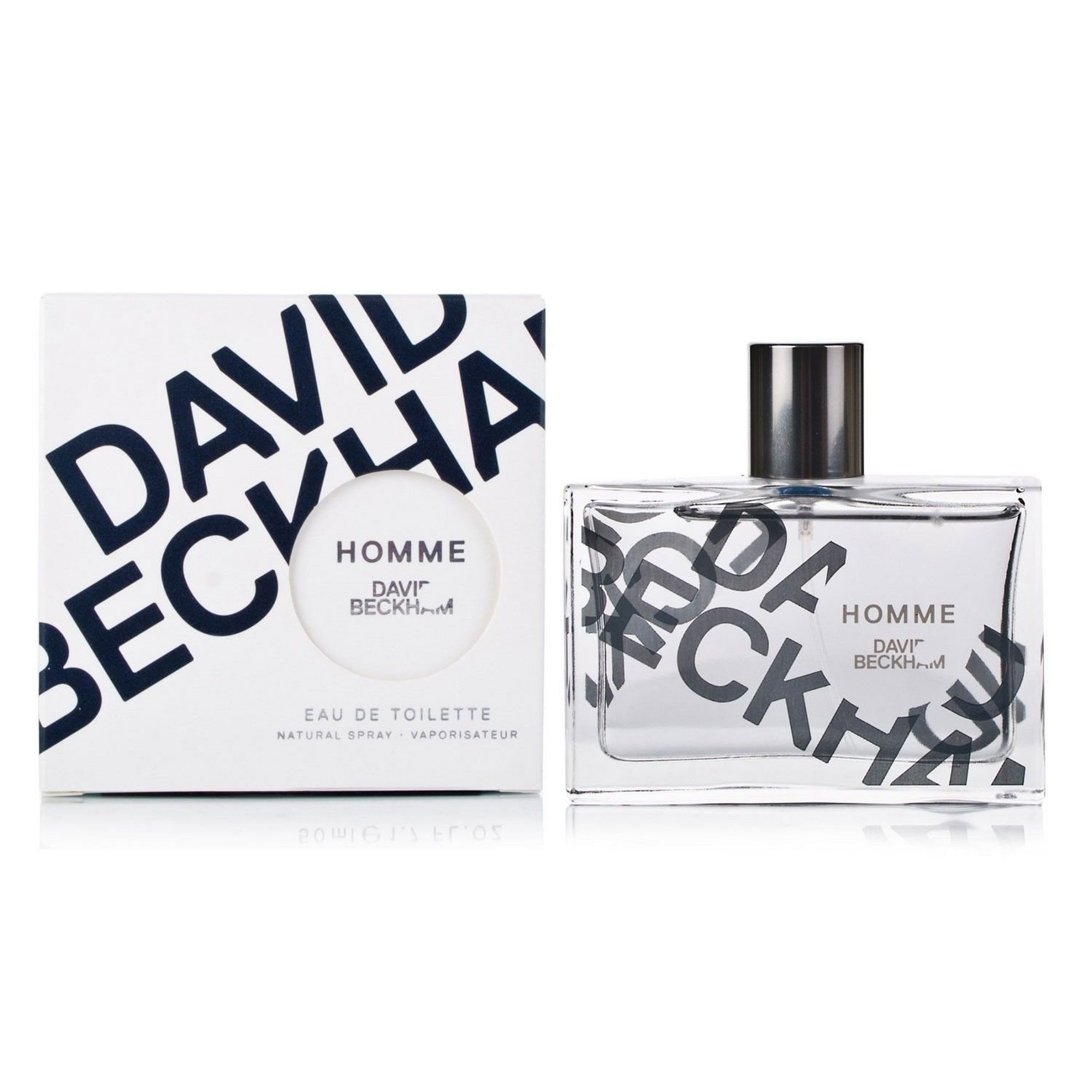 Image of David Beckham Homme 75ml EDT Twin Pack