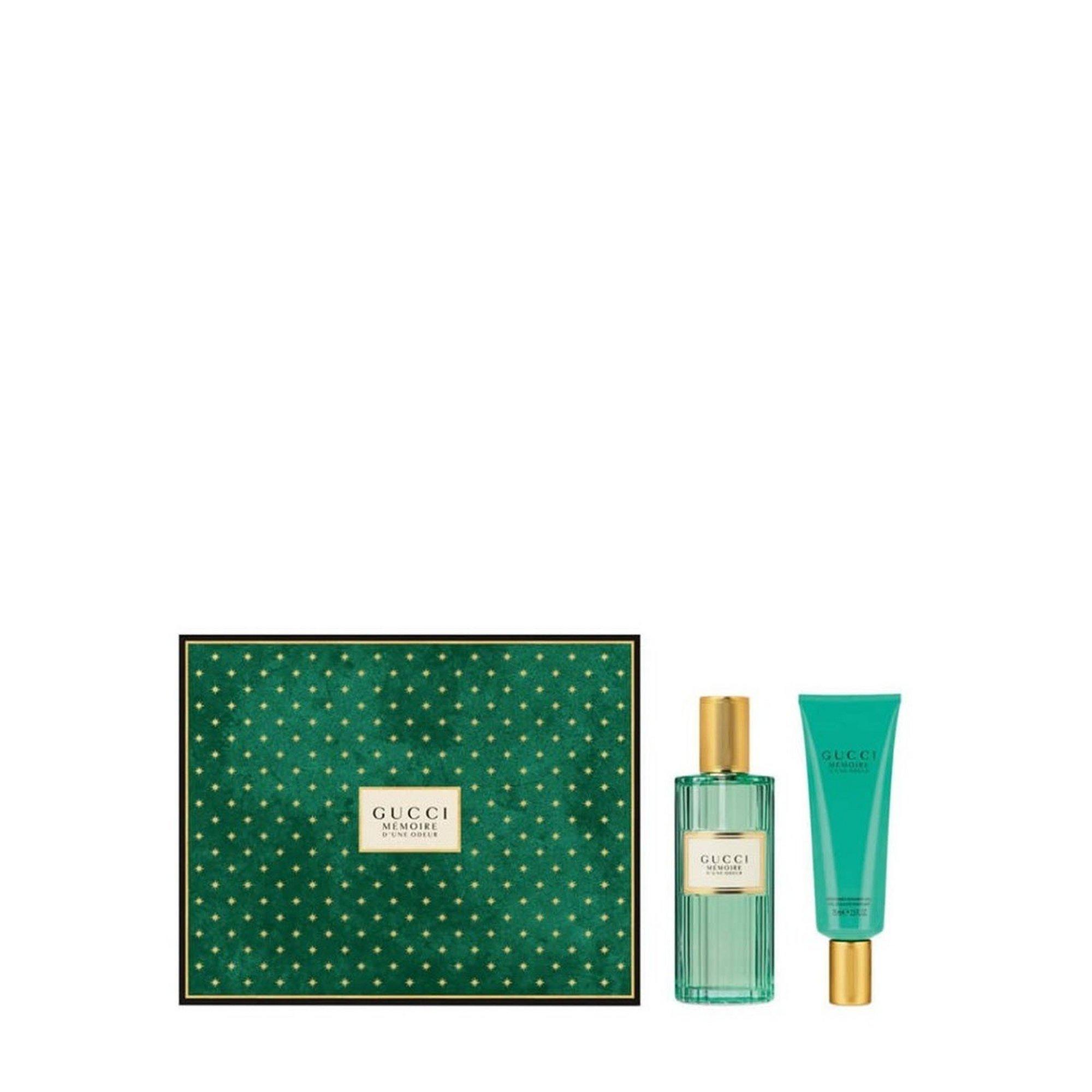 Image of Gucci Memoire Dune Odeur 100ml EDP Gift Set