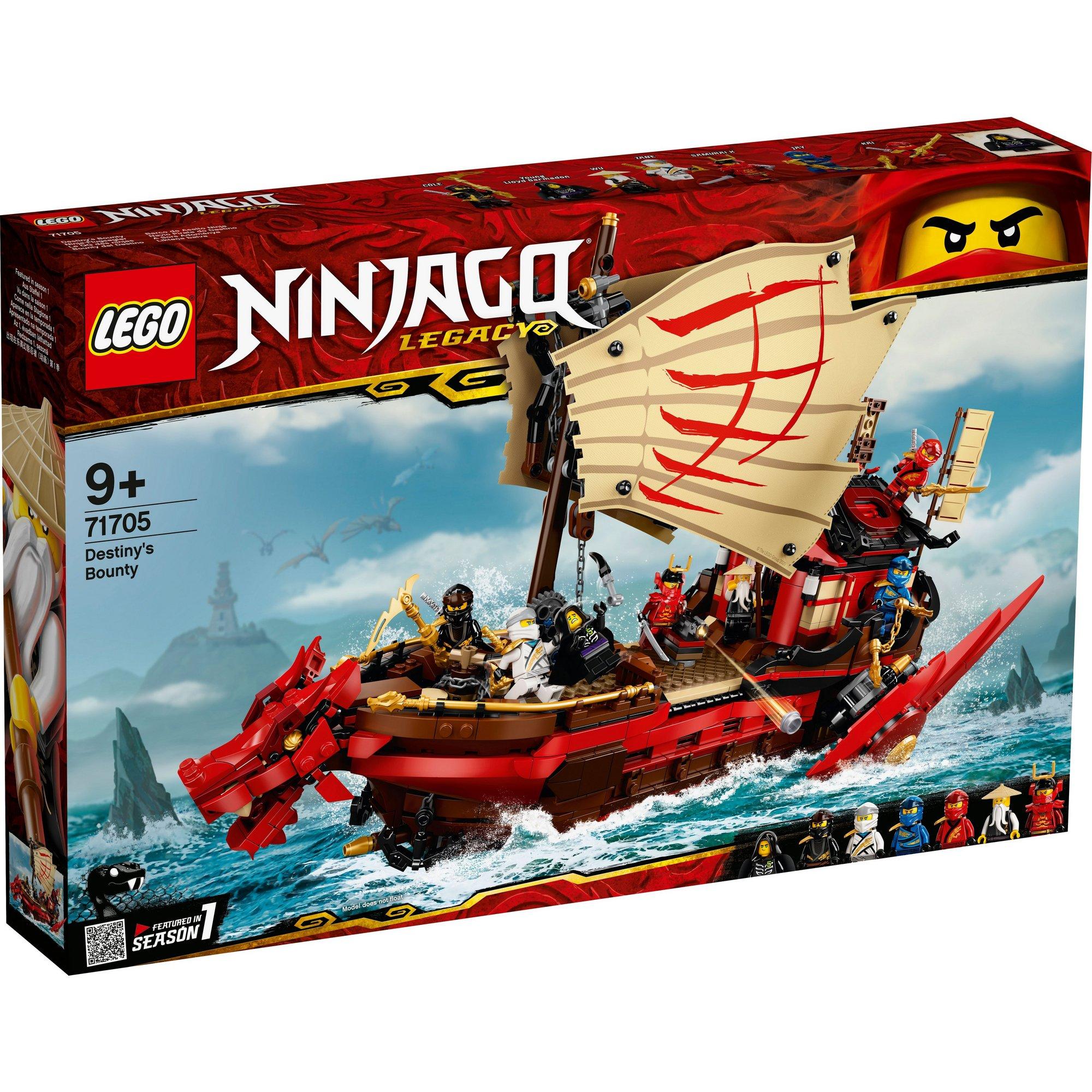 Image of LEGO Ninjago Destinys Bounty