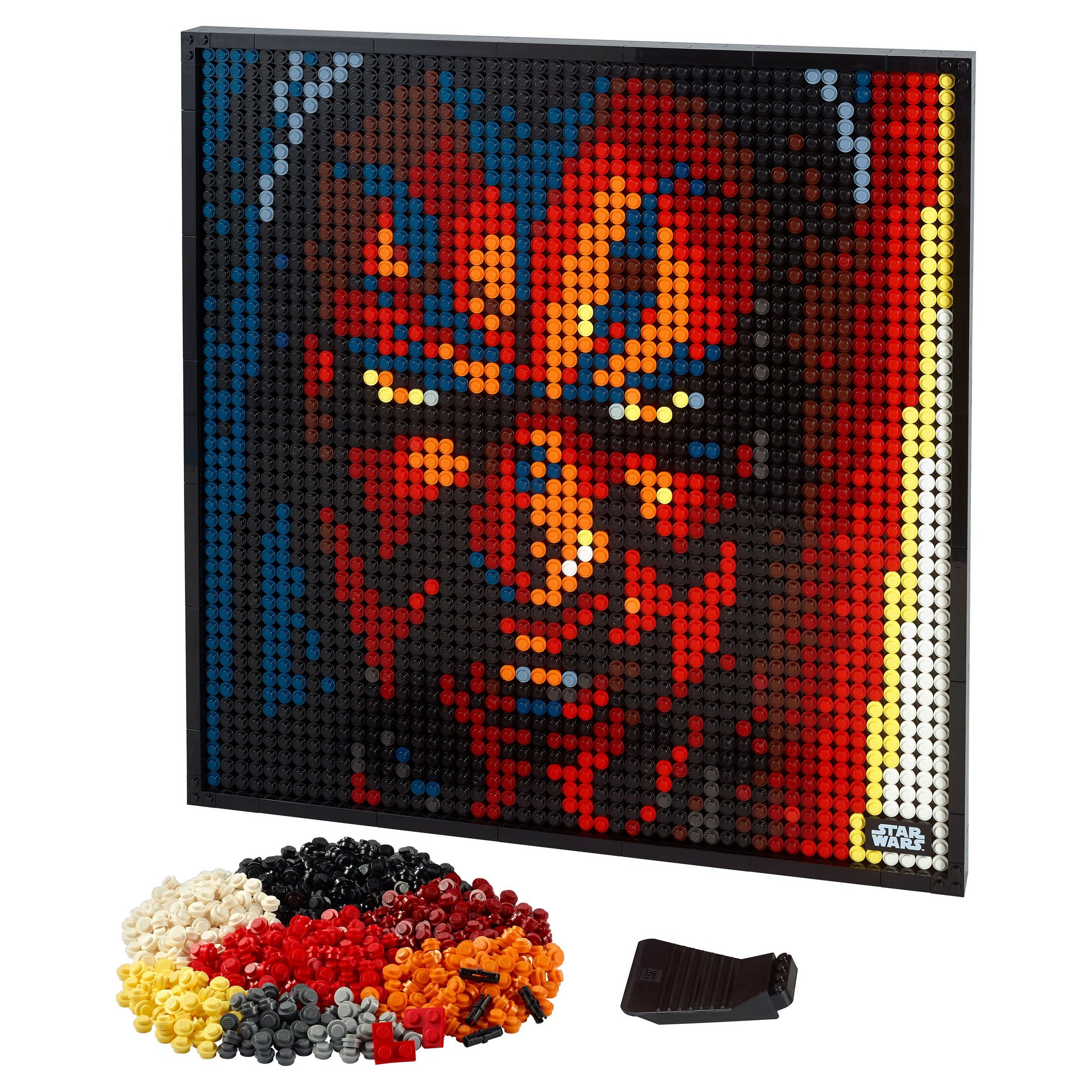 Image of LEGO Art Star Wars The Sith