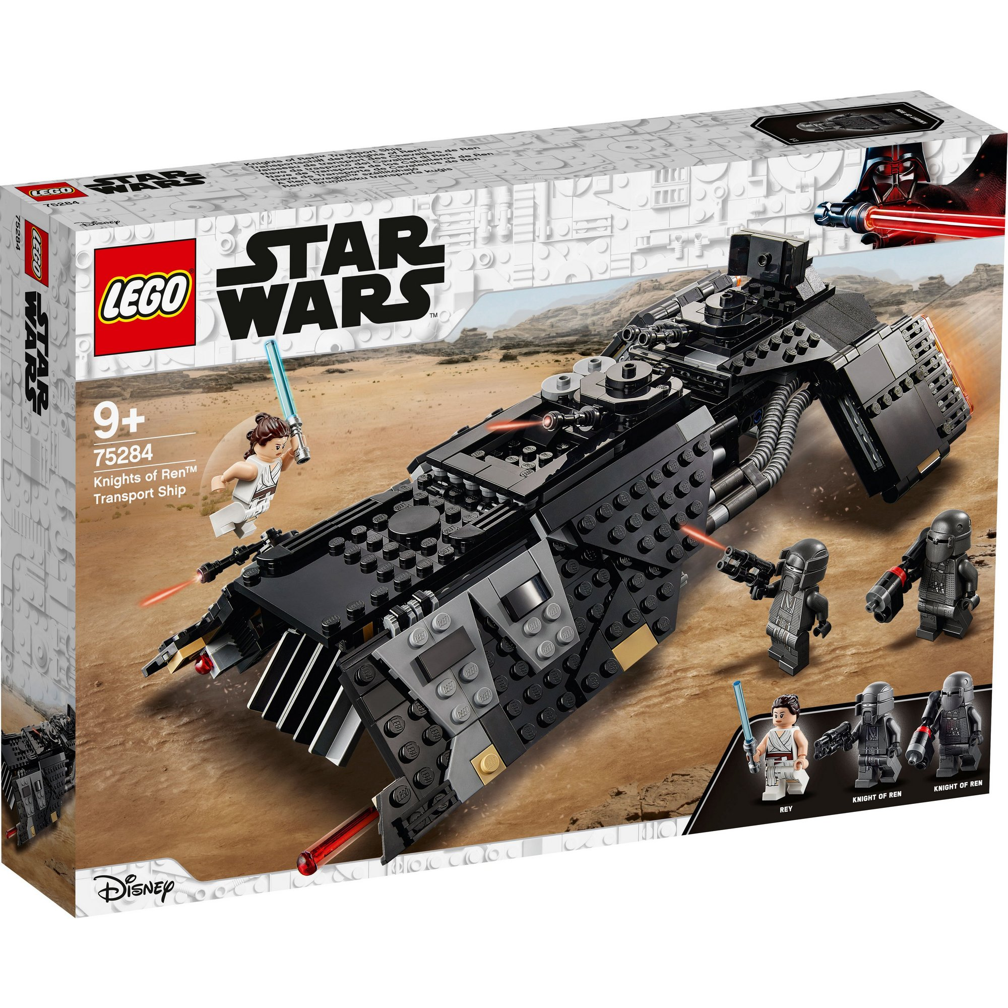 Image of LEGO Star Wars Knights of Ren Transport Ship
