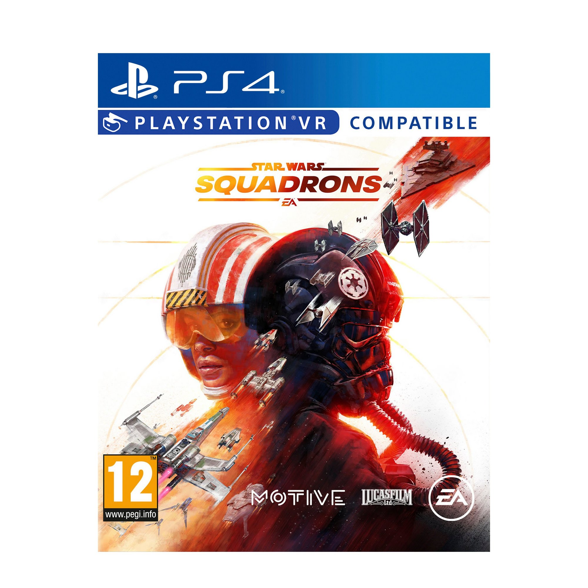 Image of PS4: Star Wars: Squadrons