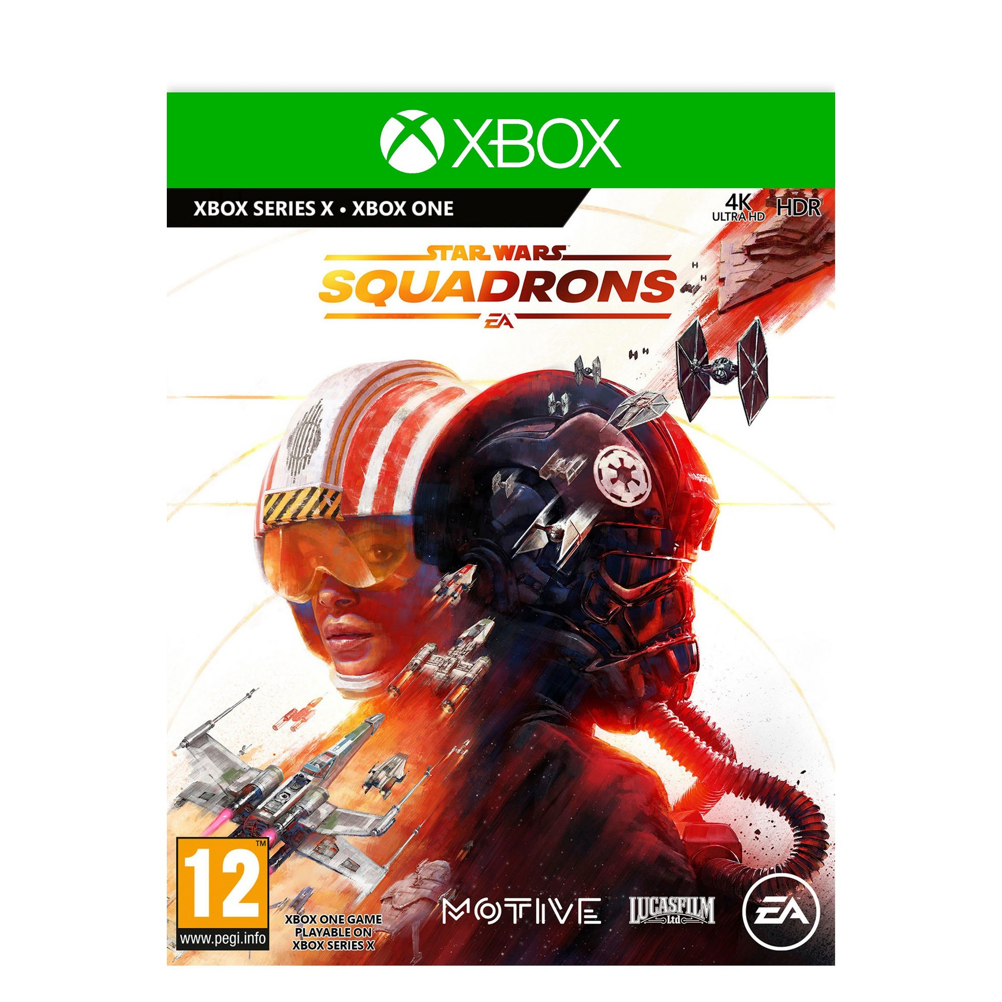 Image of Xbox One: Star Wars: Squadrons
