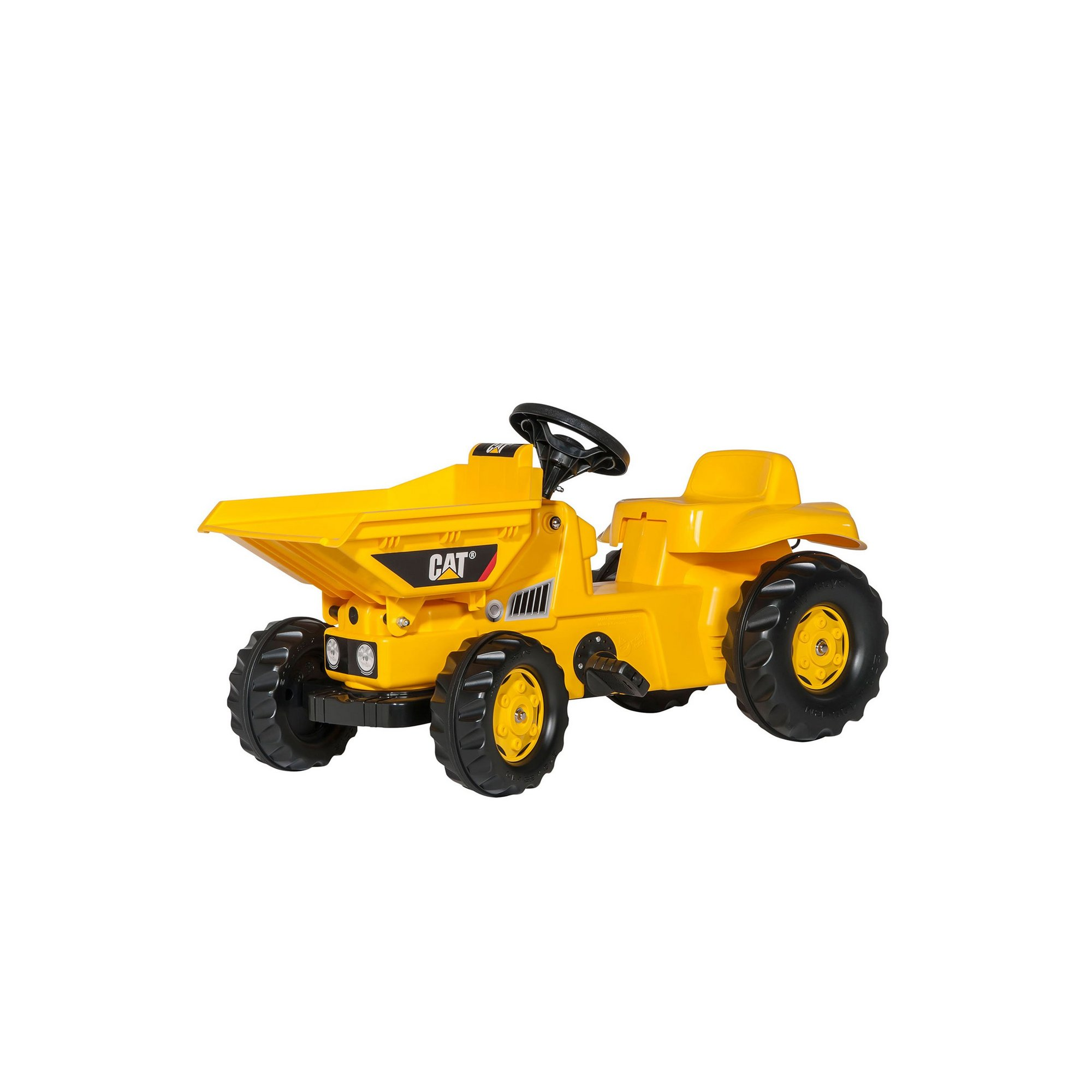 Image of Caterpillar Dumper