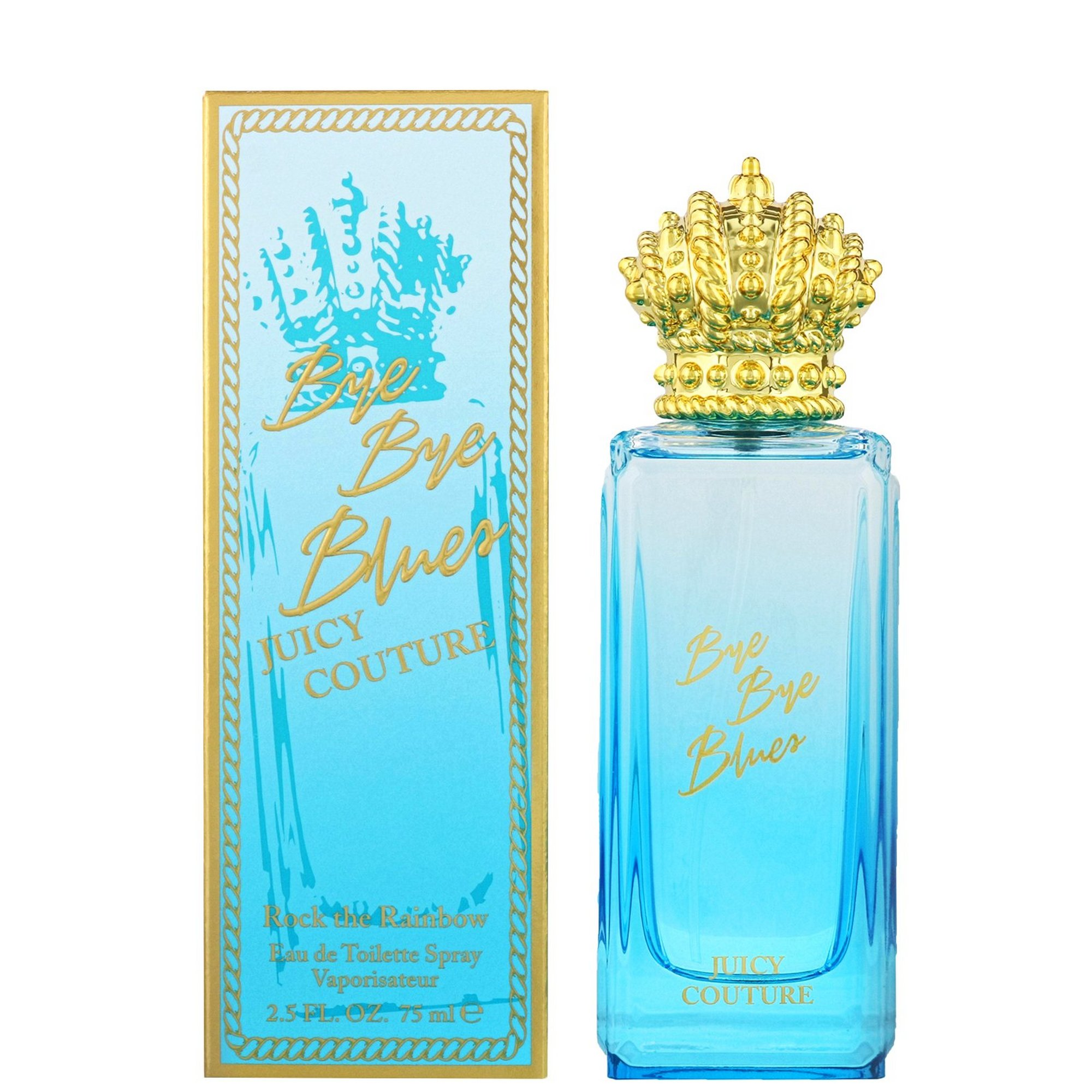 Image of Juicy Couture Bye Bye Blues 75ml EDT