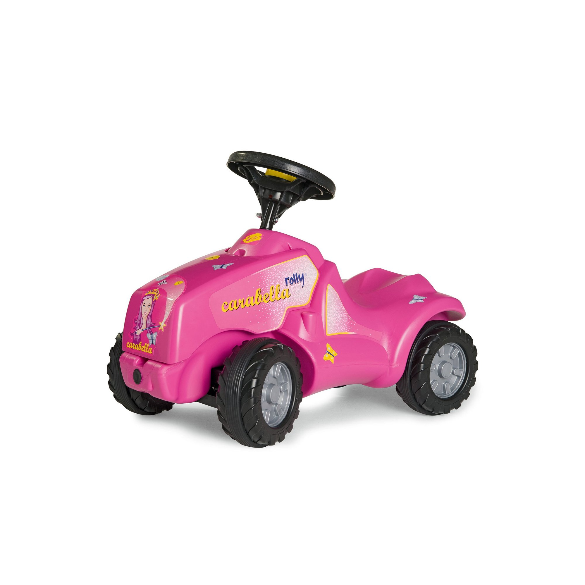 Image of Carabella Mini Tractor with Opening Bonnet