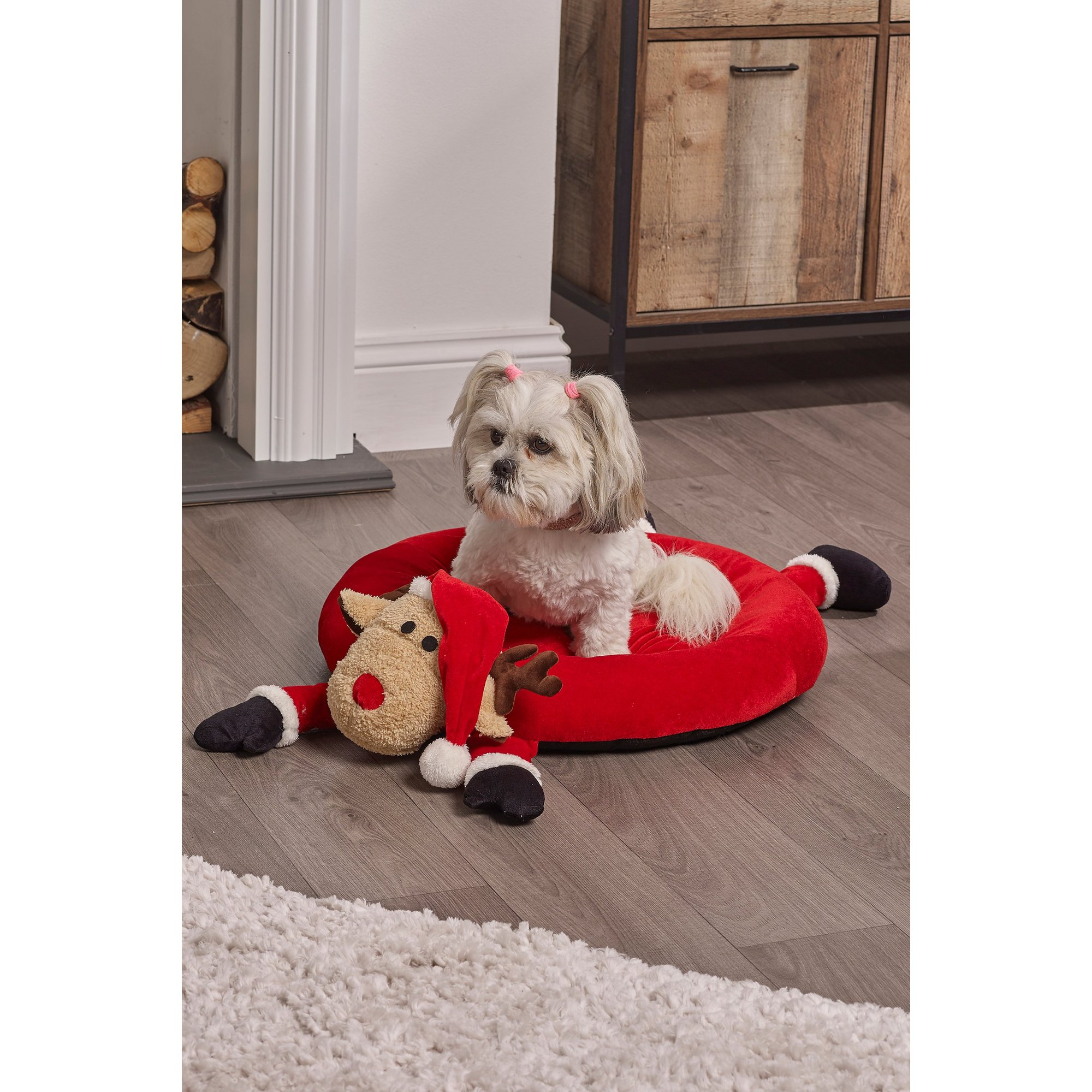 Image of Christmas Pet Bed