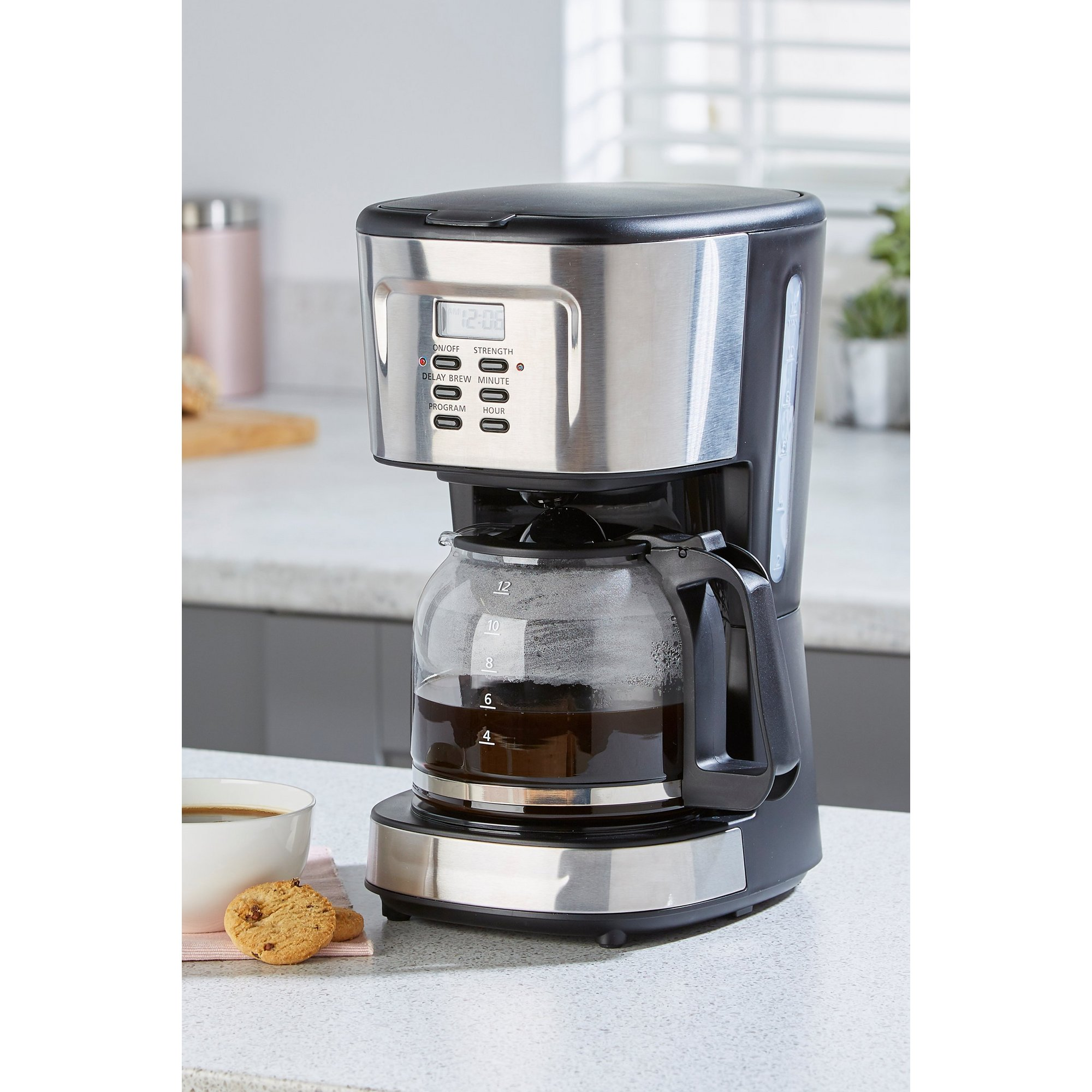 Image of Drip Filter Coffee Machine