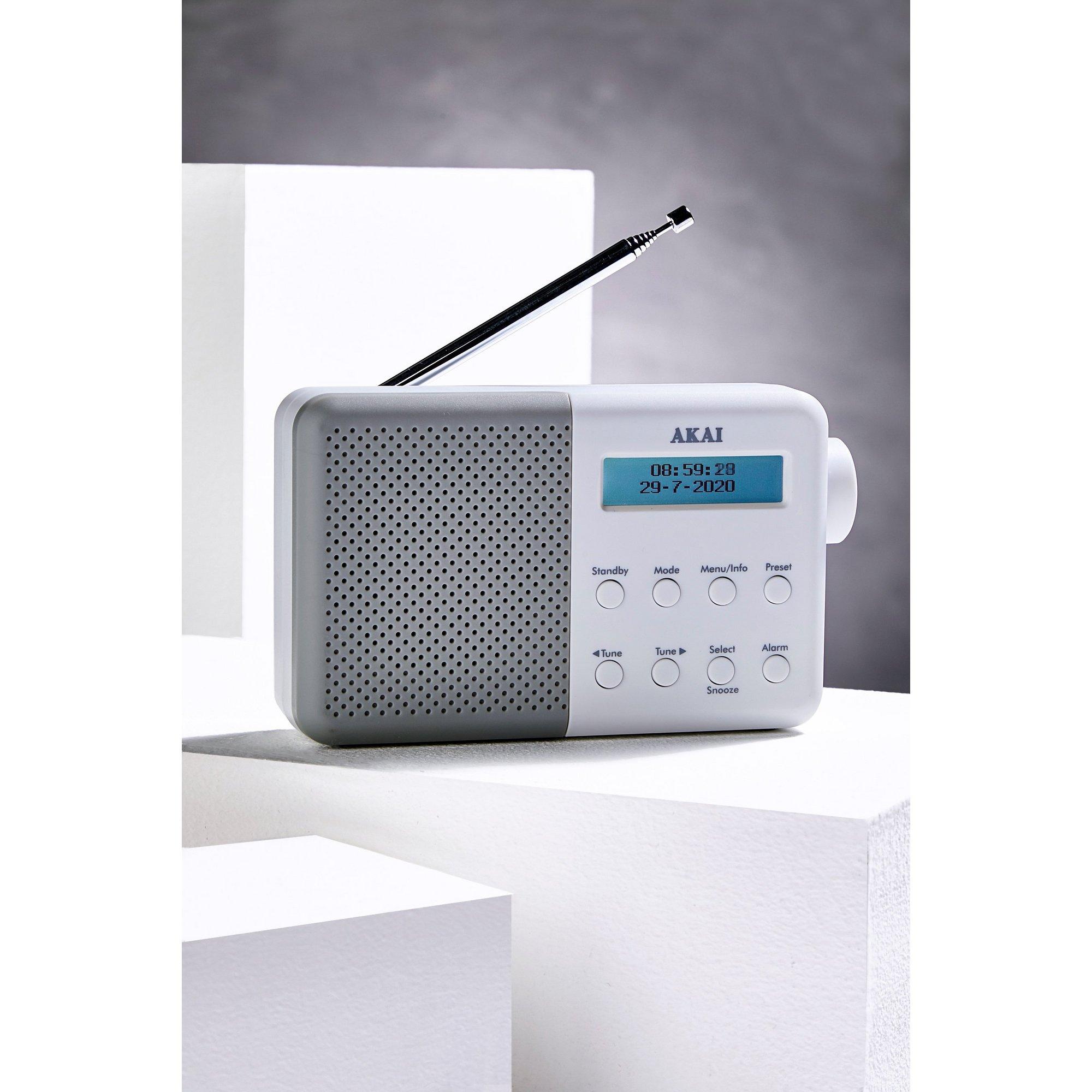 Image of Akai Core Compact DAB Digital Radio