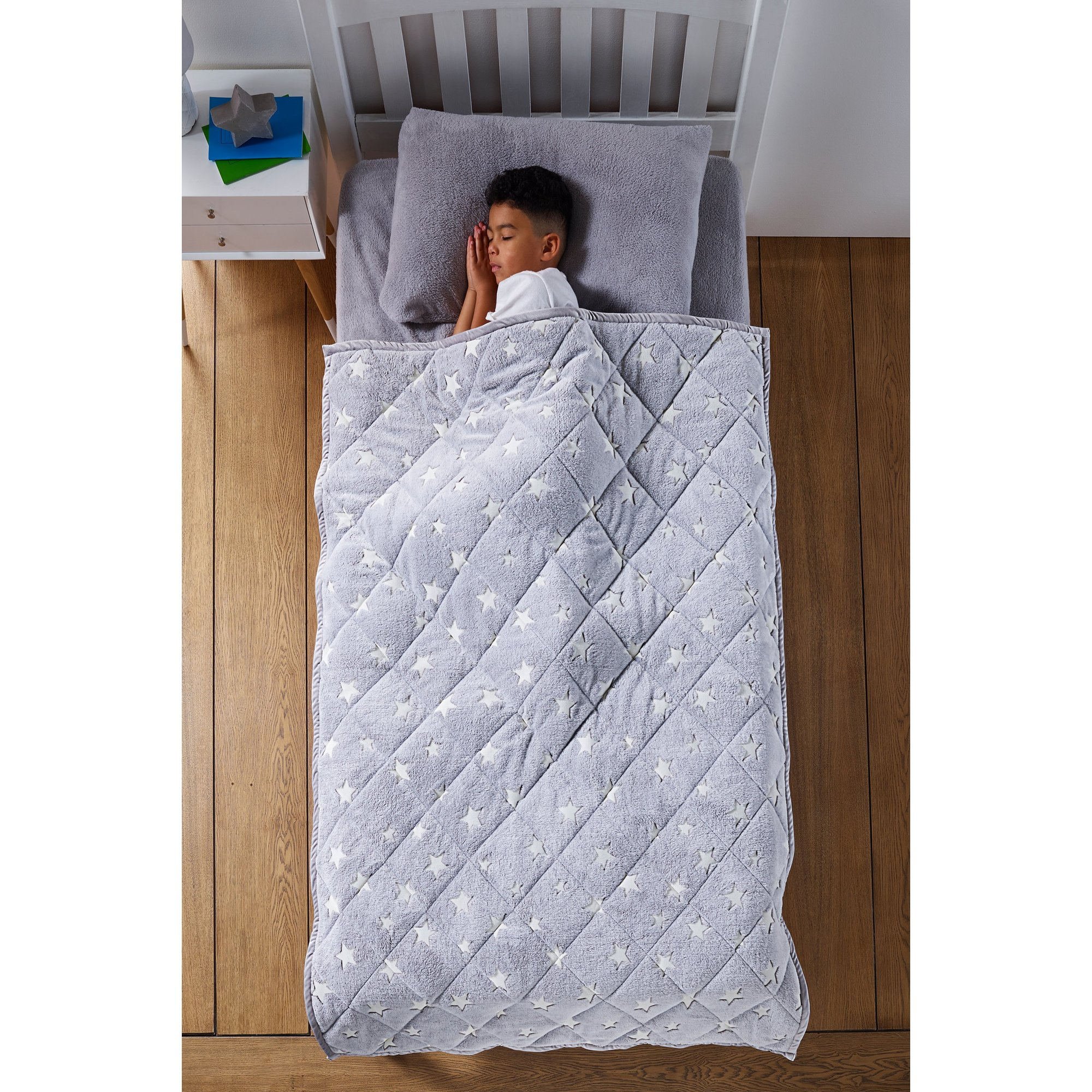 Image of Glow in the Dark Star 3kg Weighted Blanket
