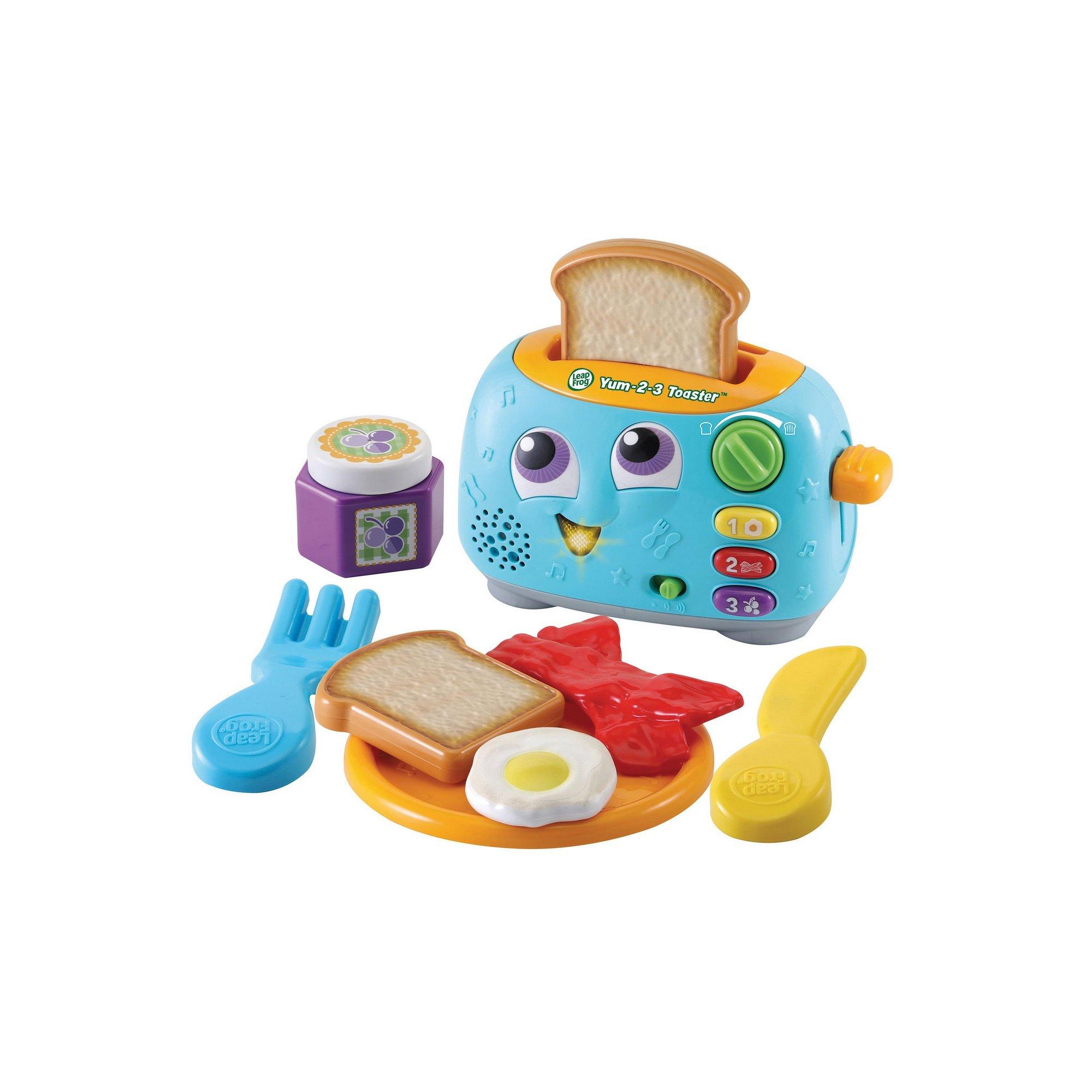 Image of LeapFrog Yum-2-3 Toaster