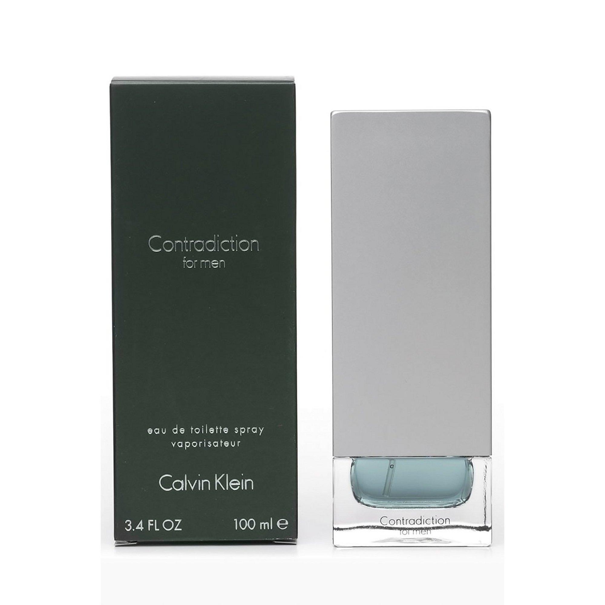 Image of Calvin Klein Contradiction For Men 100ml EDT Spray