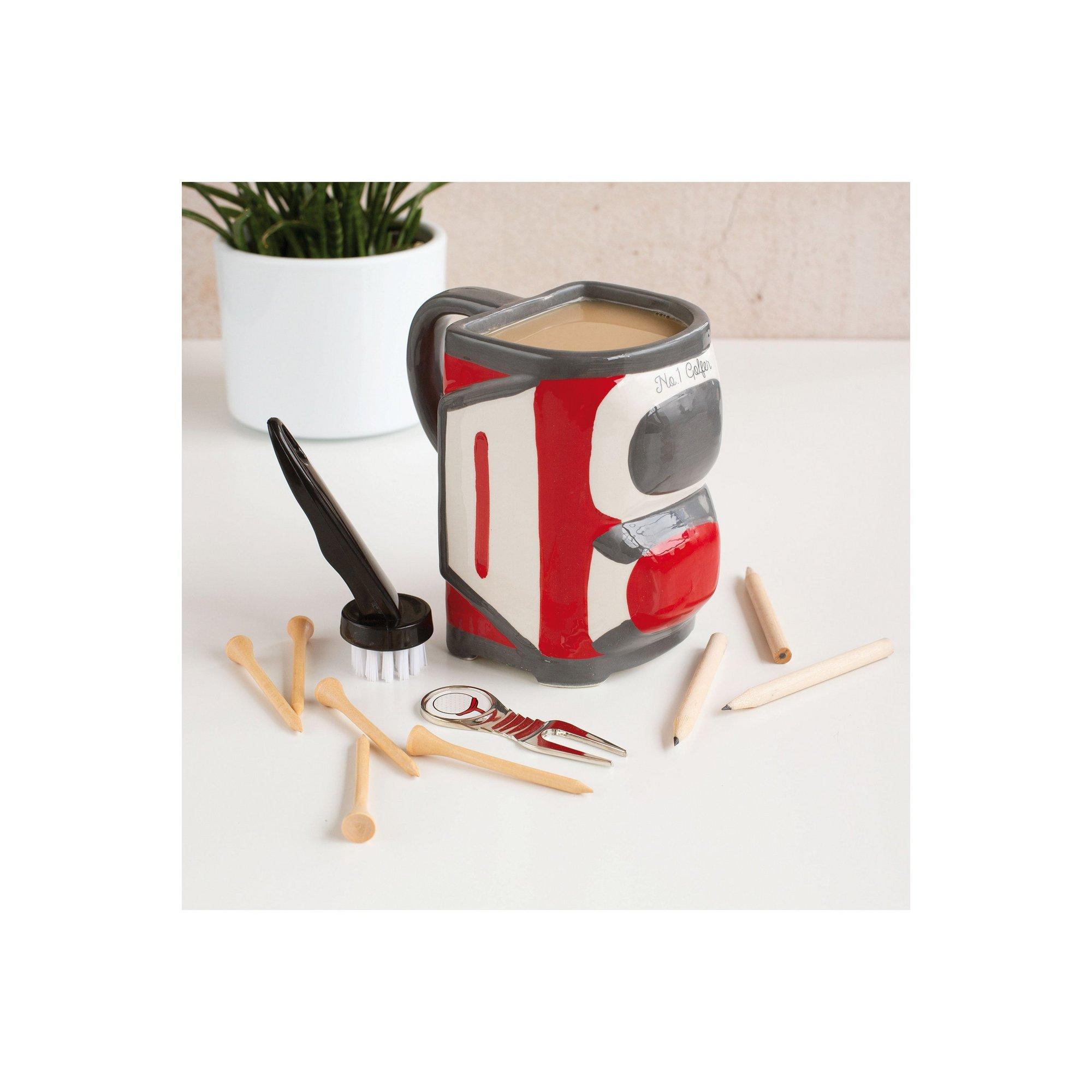 Image of 3D Golf Bag Mug