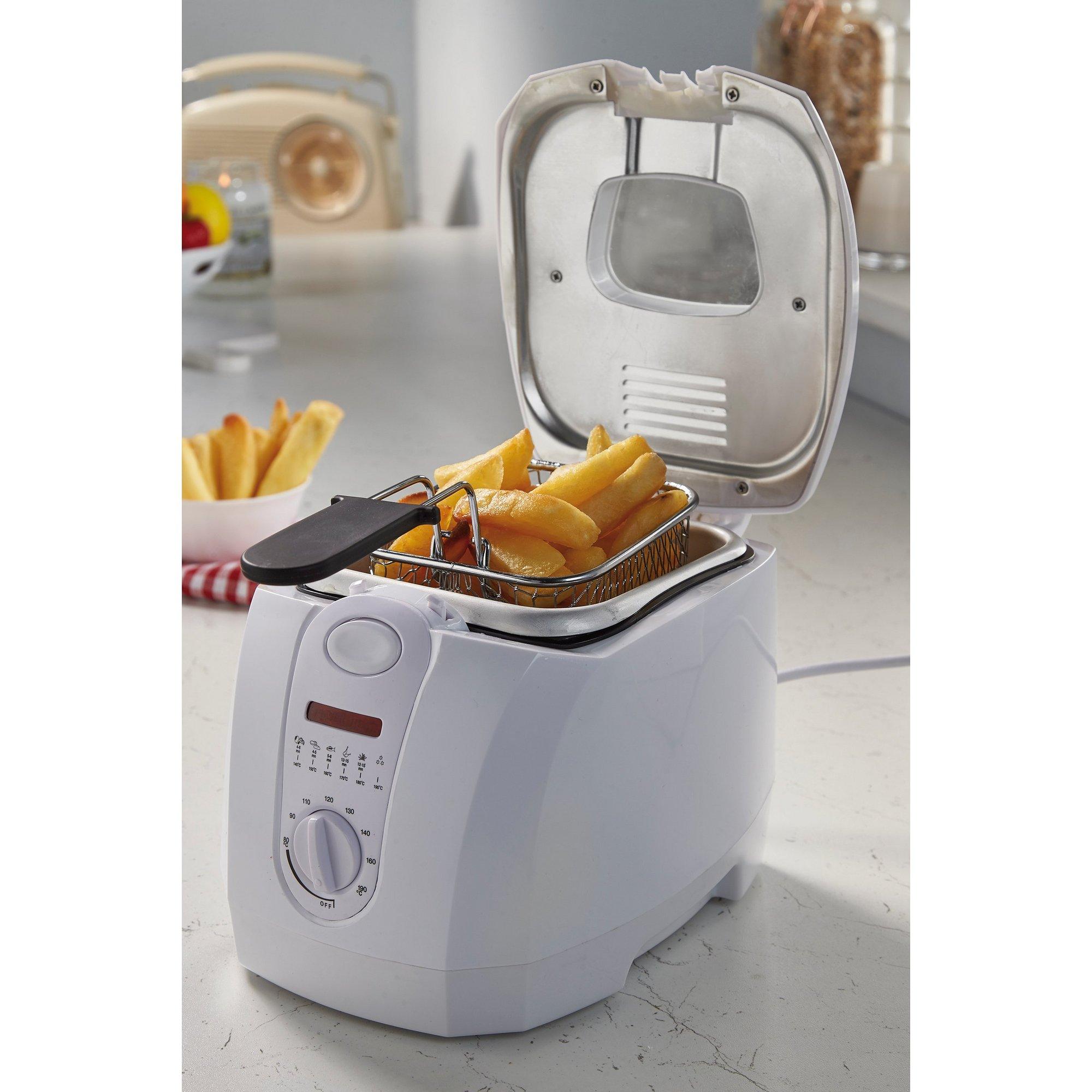 Image of Compact Deep Fat Fryer