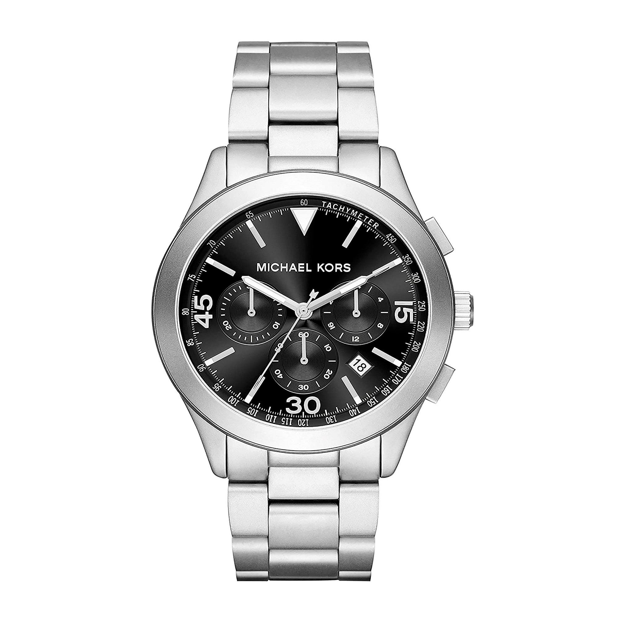 Image of Michael Kors Gents Gareth Chronograph Watch