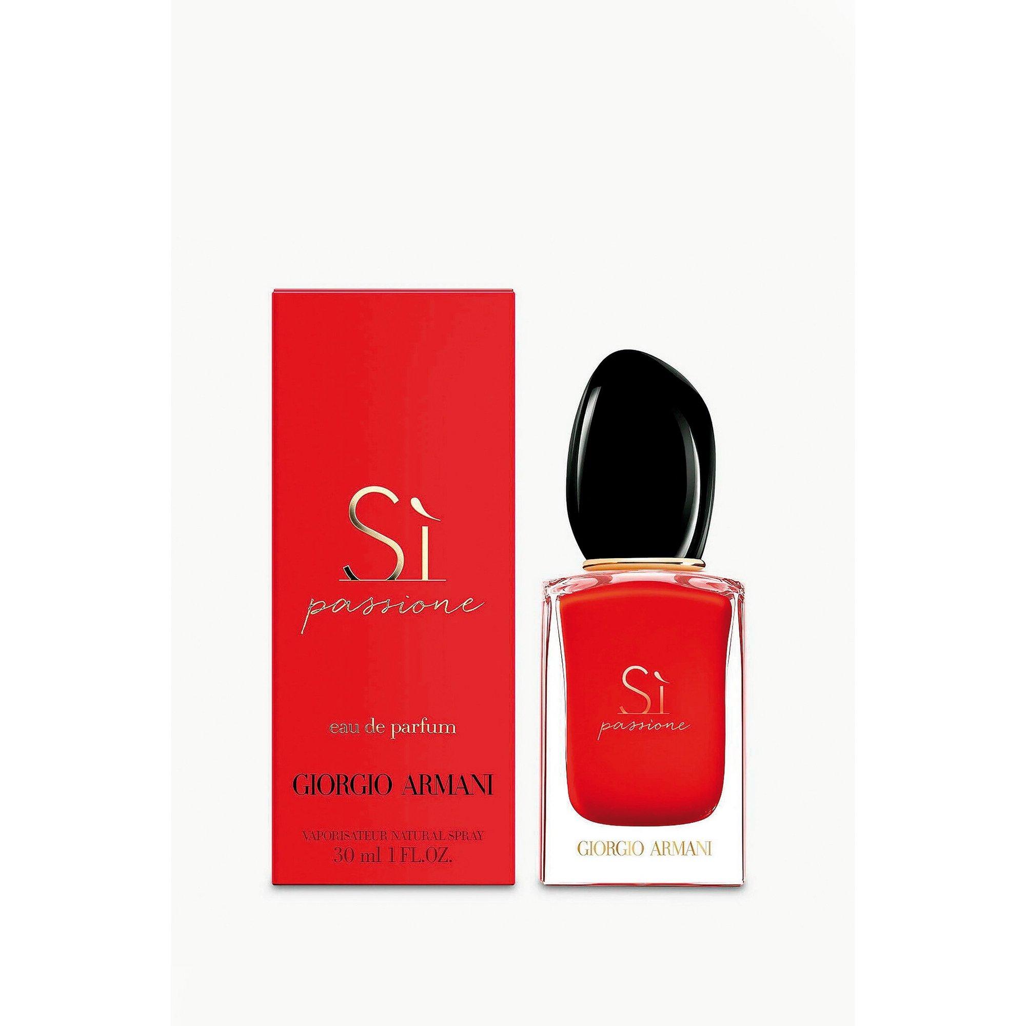Image of Armani Si Passione 30ml Eau De Parfum