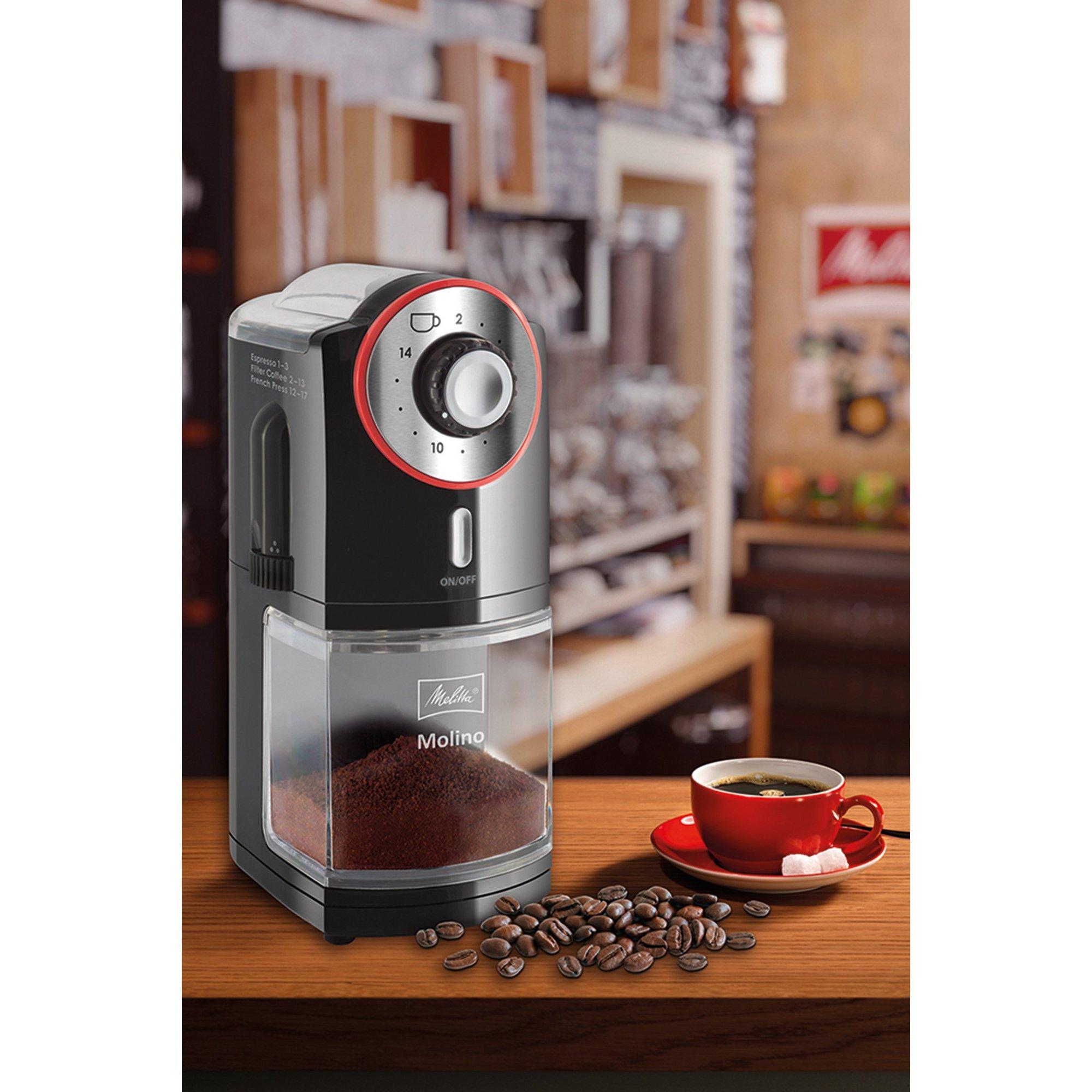 Image of Melitta Molino Electric Coffee Grinder