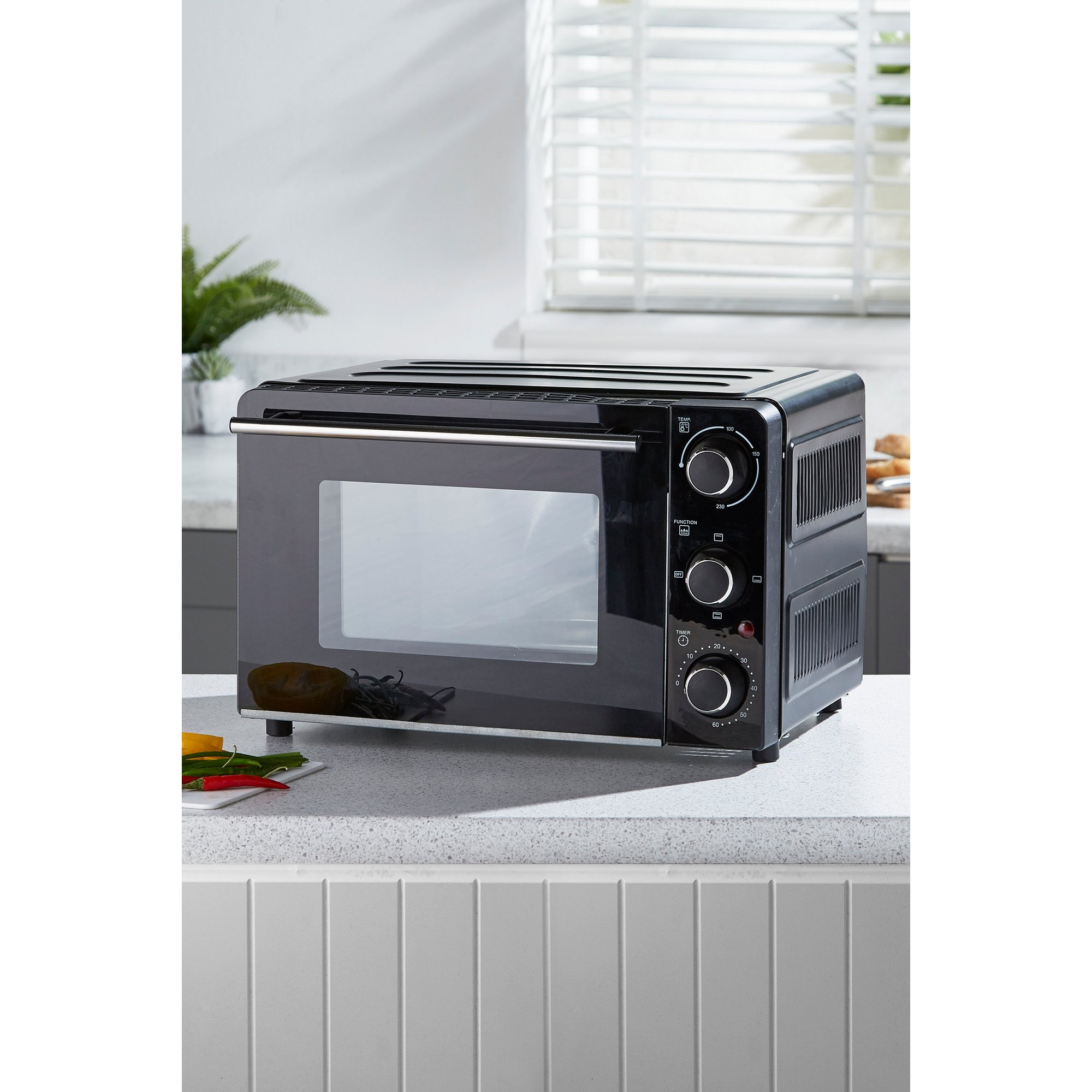 Image of 19 Litre Table Top Mini Oven