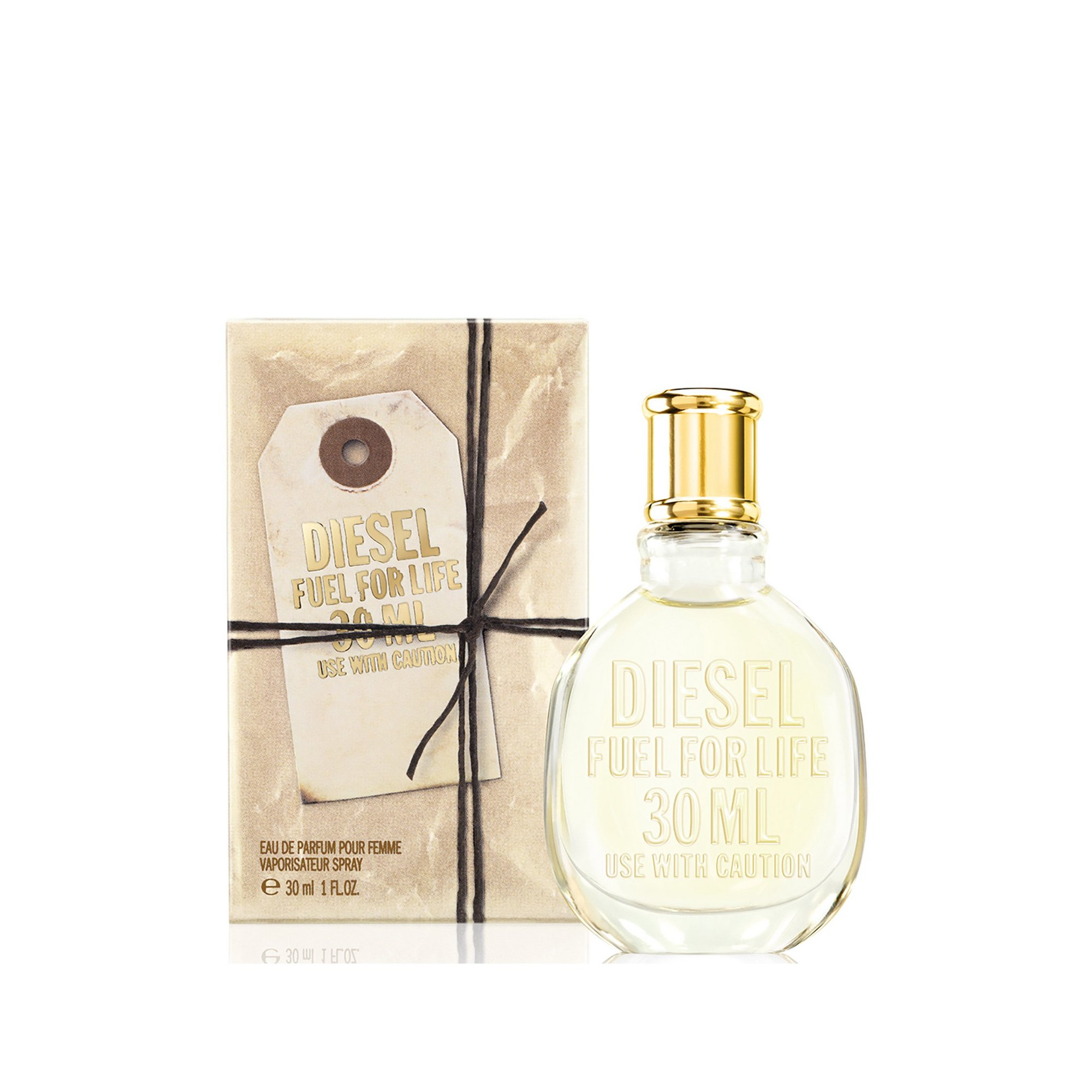 Image of Diesel Fuel For Life 30ml EDP