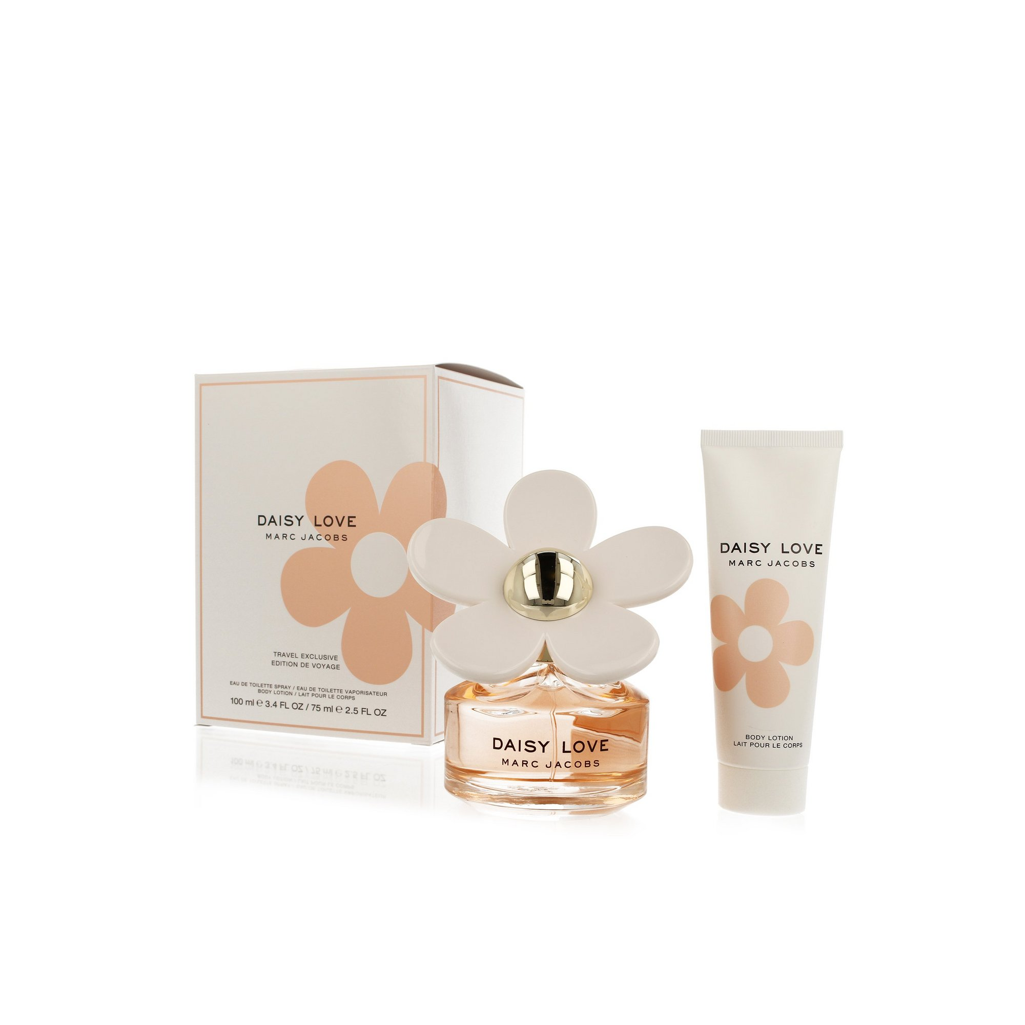 Image of Marc Jacobs Daisy Love 100ml EDT Gift Set