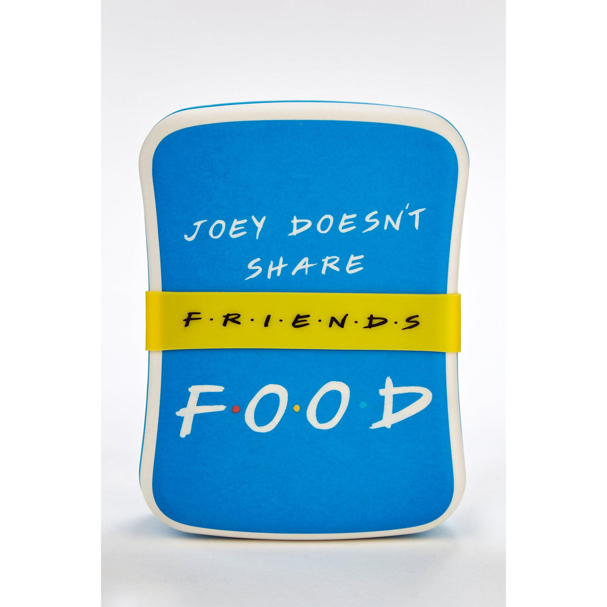 Image of Friends Joey Doesnt Share Bamboo Lunch Box