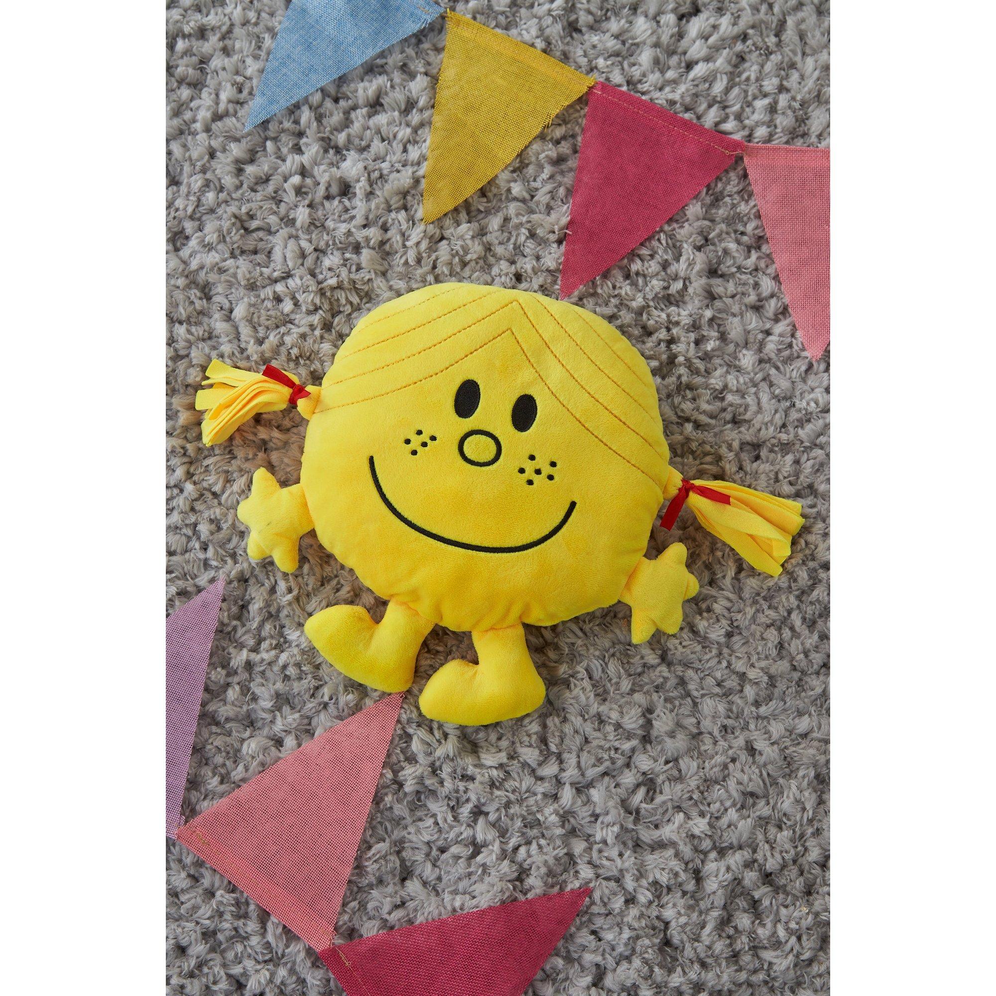 Image of Heatable Mr Men Little Miss Sunshine Plush