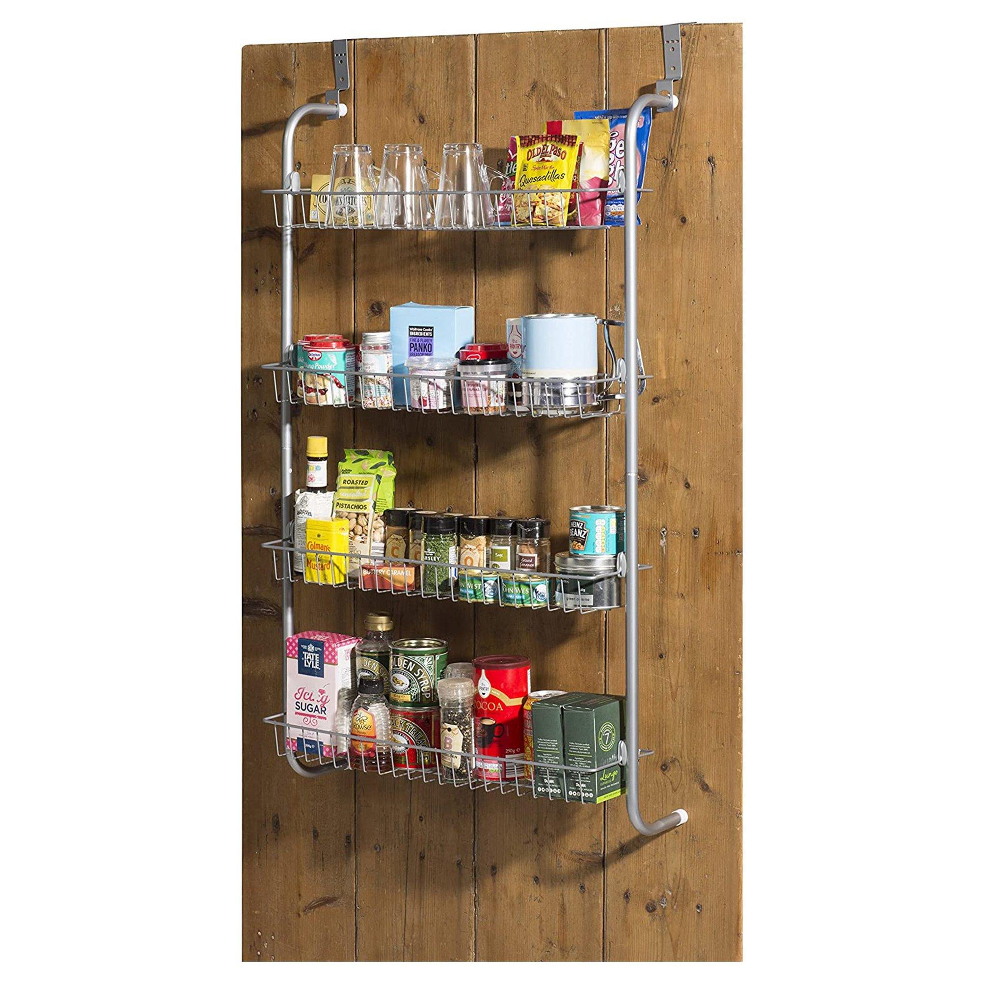 Image of 4 Tier Over Door Hanging Rack