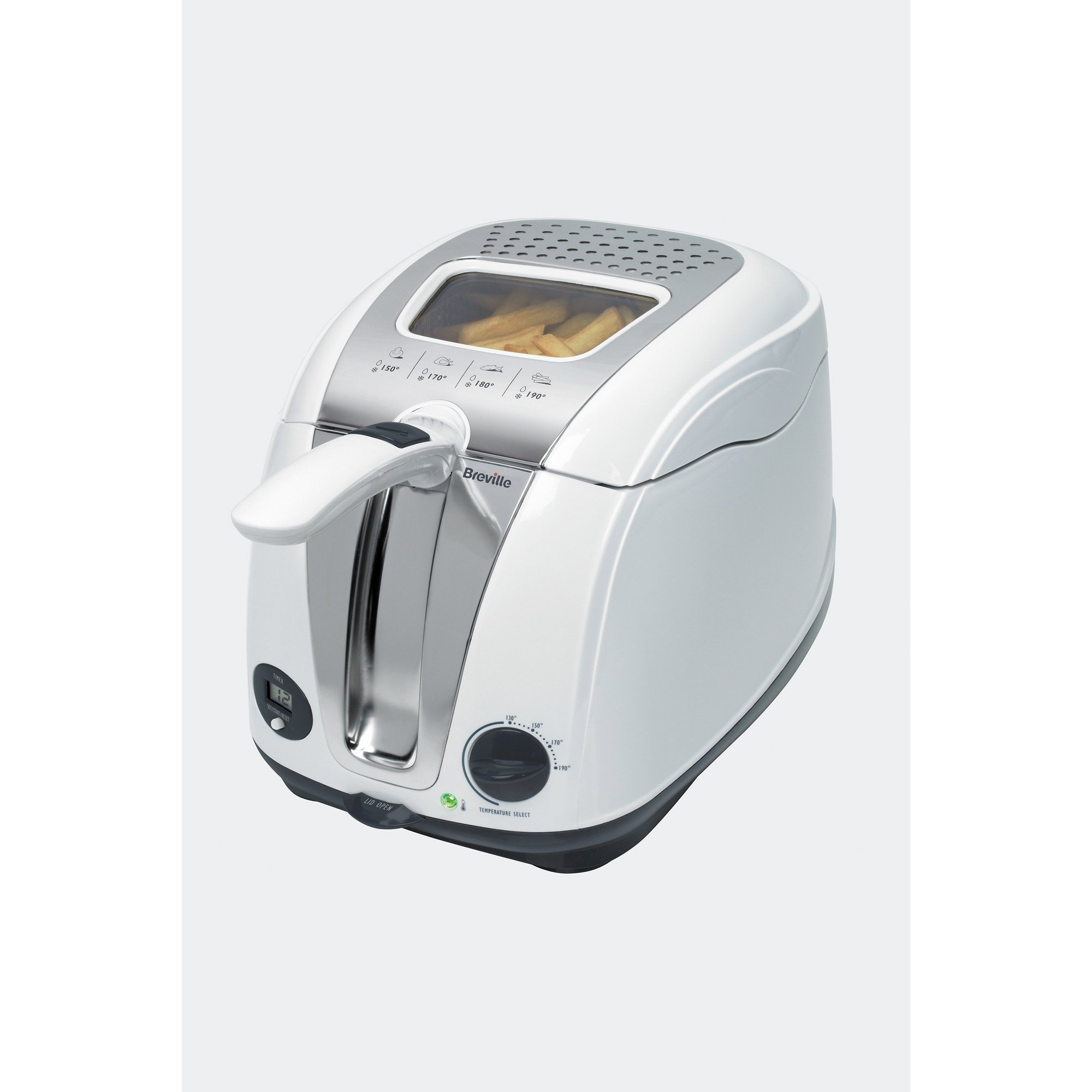 Image of Breville 2 Litre Digital Deep Fat Fryer