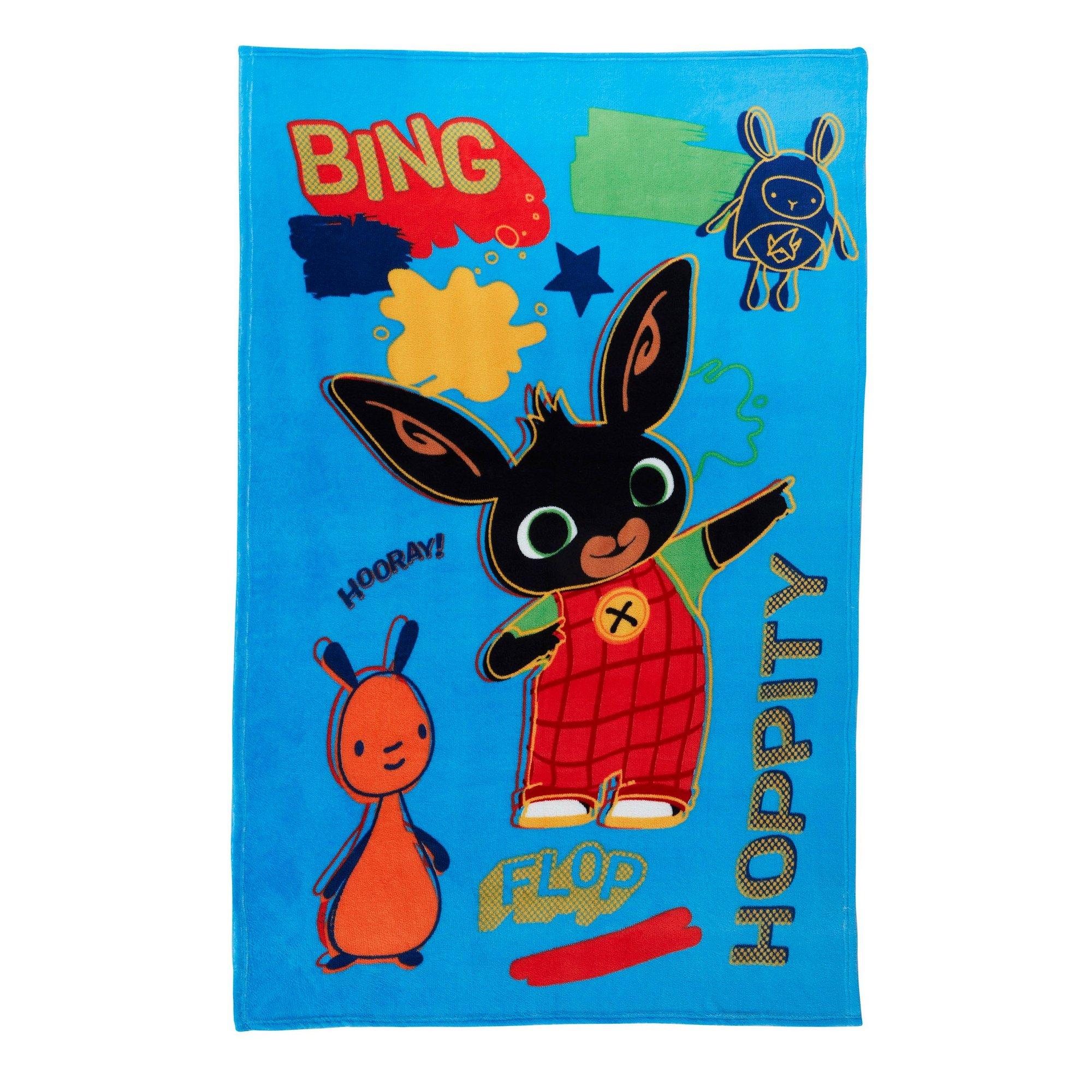 Image of Bing Bunny Fleece Blanket