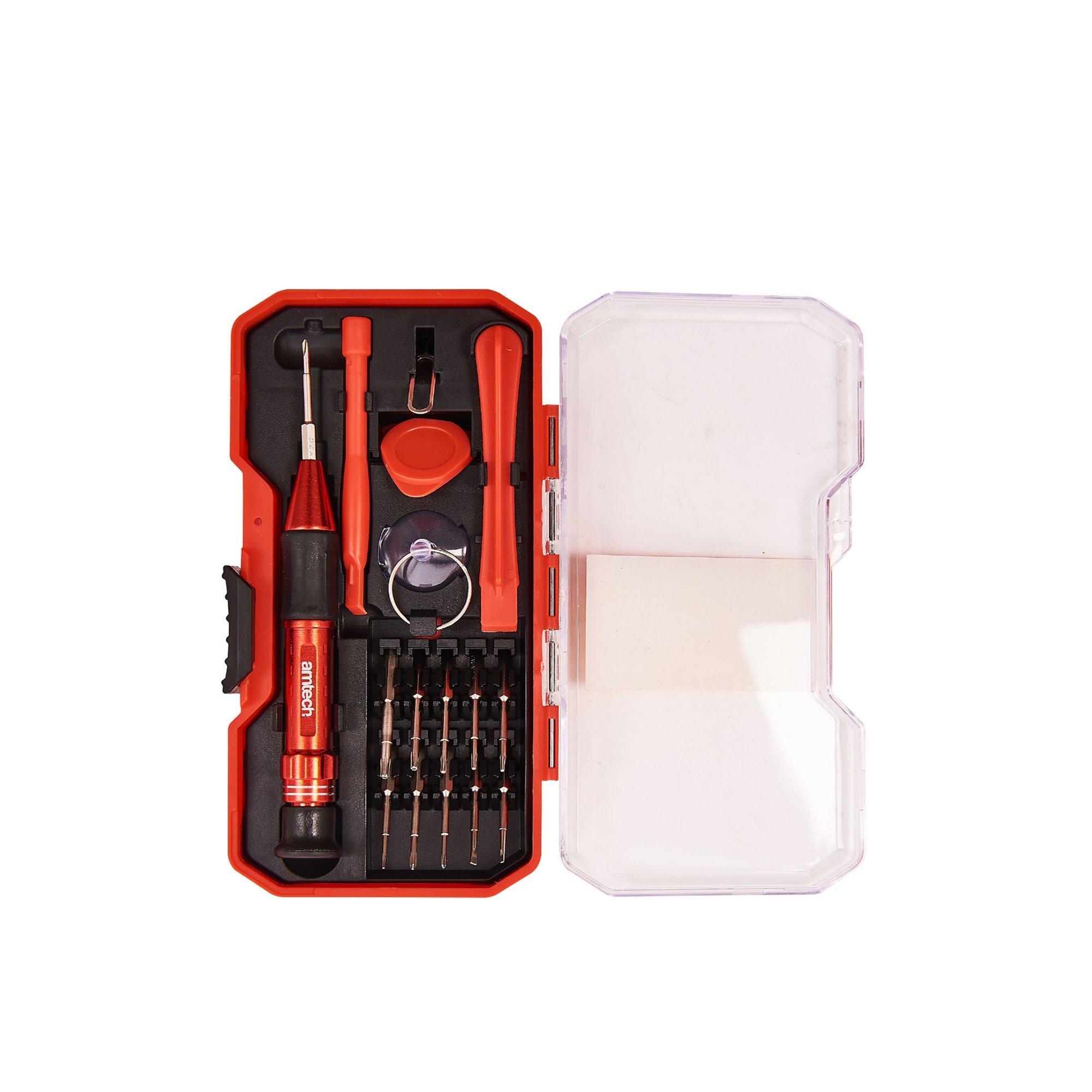 Image of 17 Piece Precision Phone and Computer Repair Tool Set